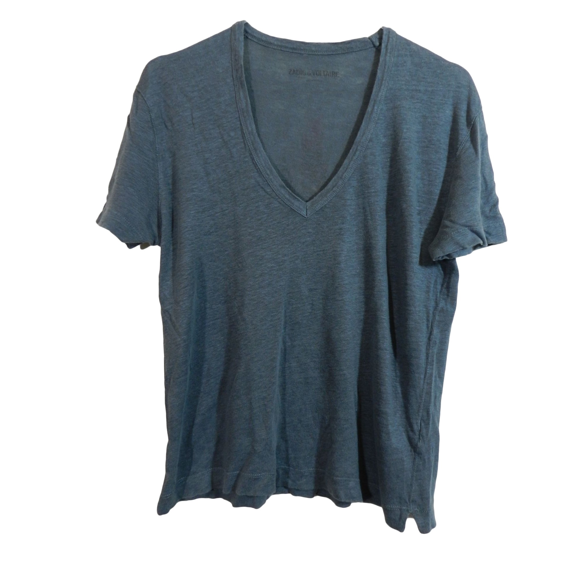 Top, T-shirt ZADIG & VOLTAIRE Gray, charcoal