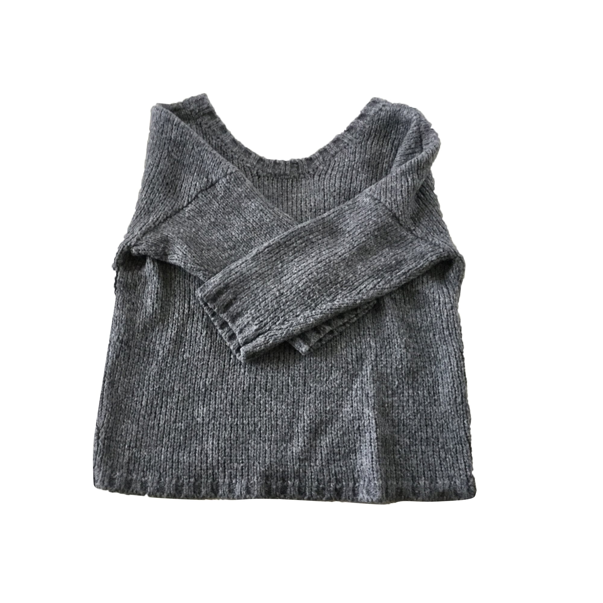 Sweater BA&SH Gray, charcoal