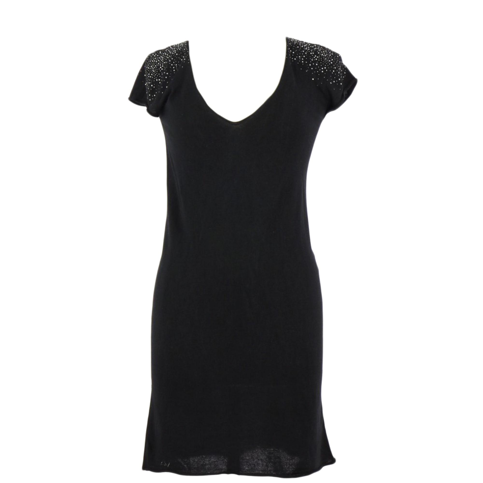 Robe mi-longue ZADIG & VOLTAIRE Noir