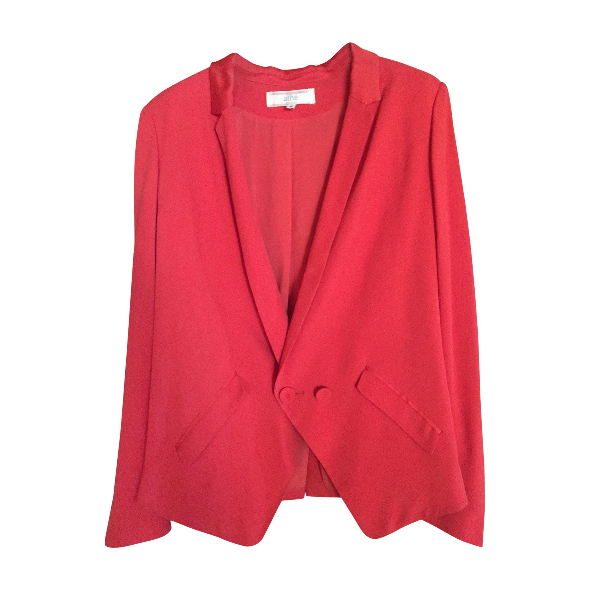 Blazer, veste tailleur VANESSA BRUNO Orange