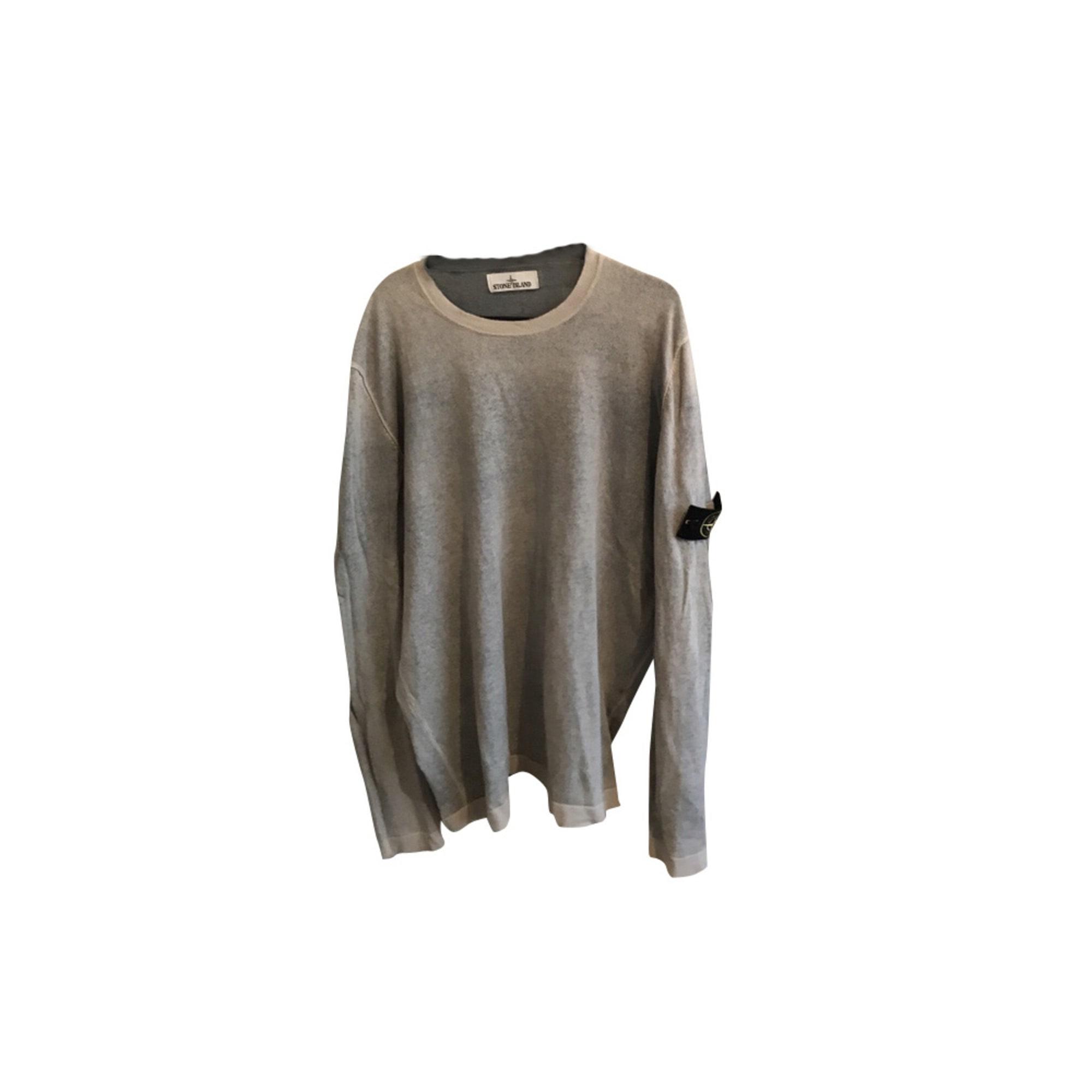 Sweatshirt STONE ISLAND Gray, charcoal
