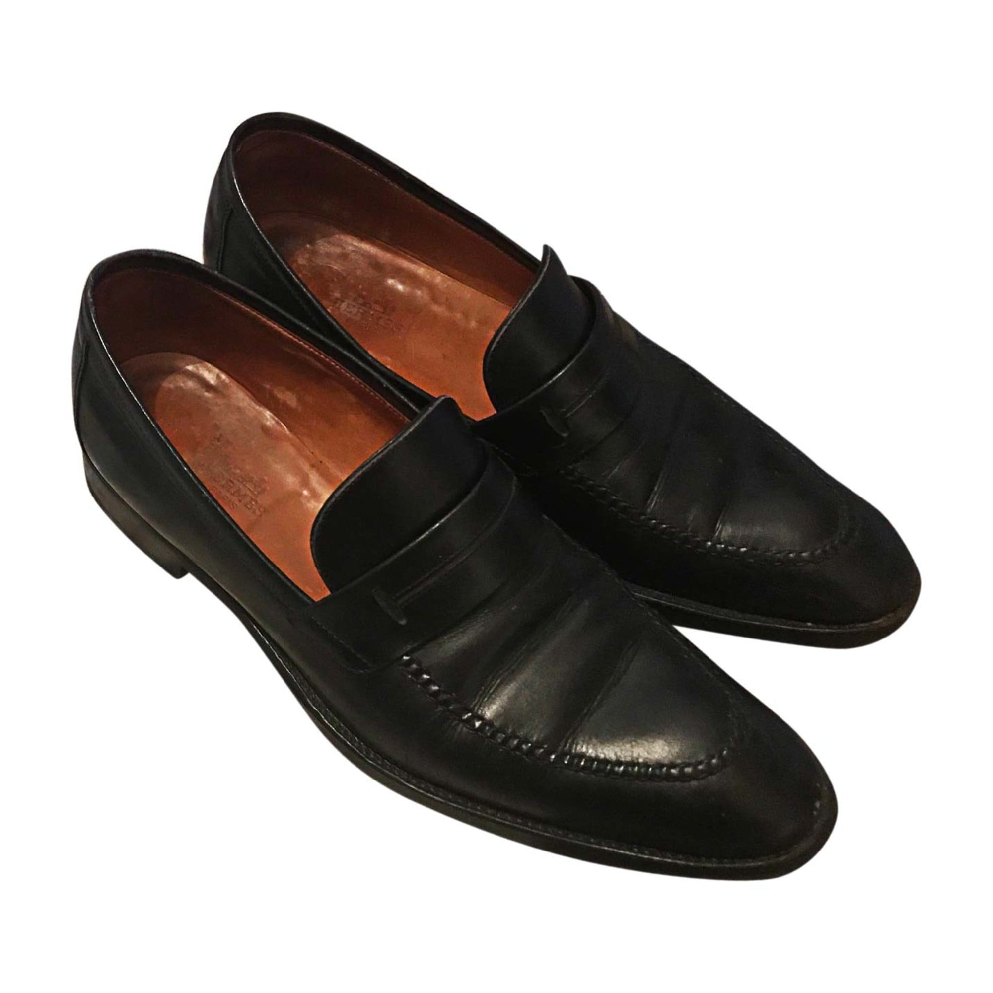 Loafers HERMÈS Black