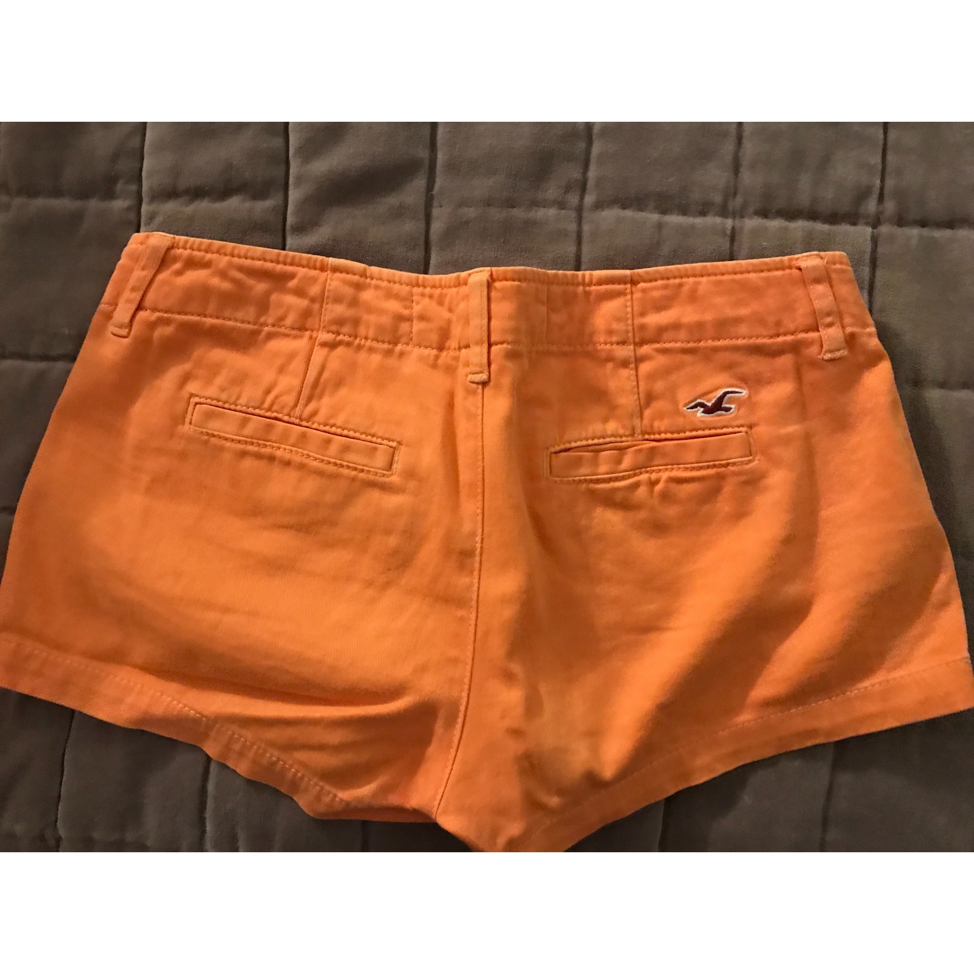 Short HOLLISTER Orange