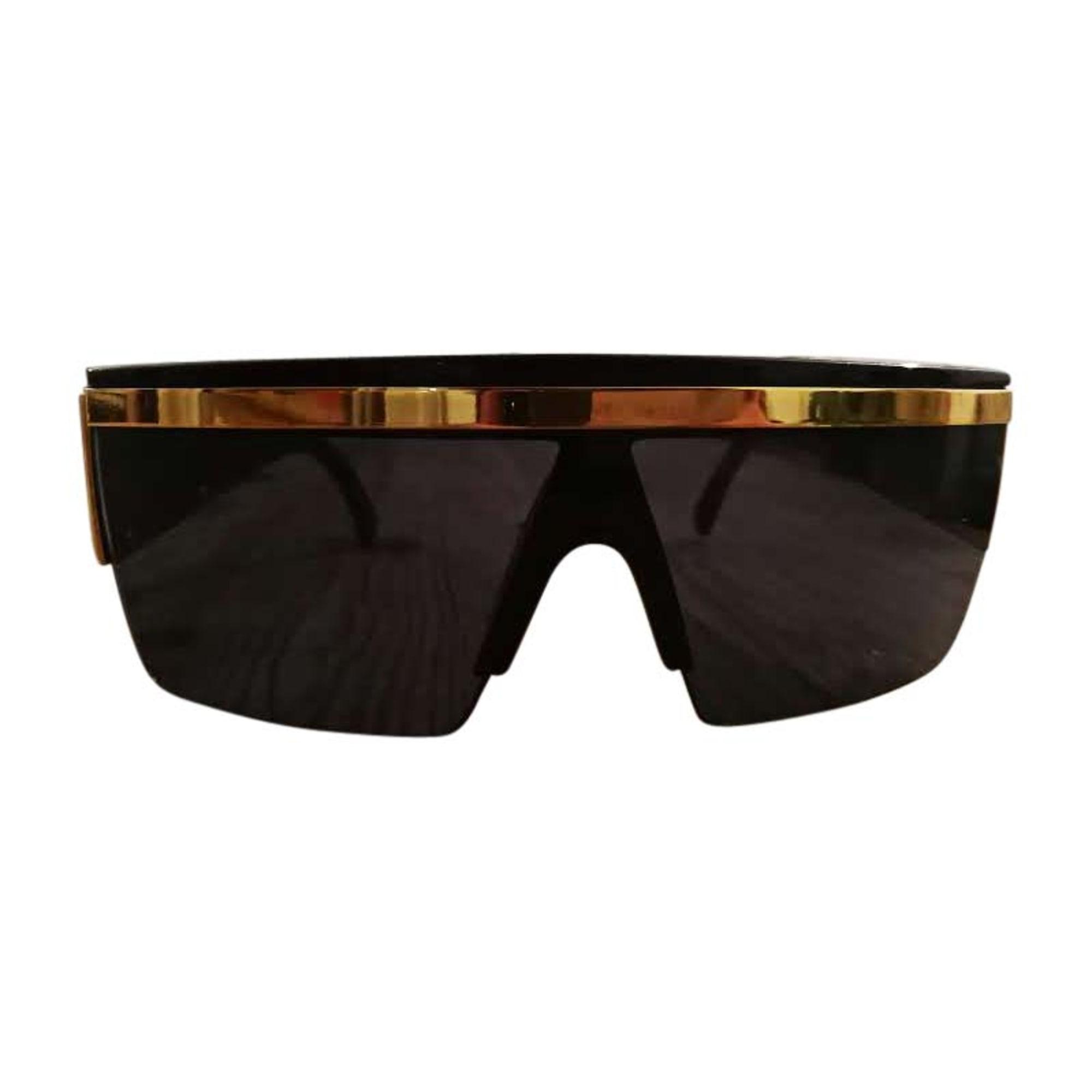 4bbb42e72f633 De Lunettes Noir 8496351 Soleil Versace H0Ud0Rq