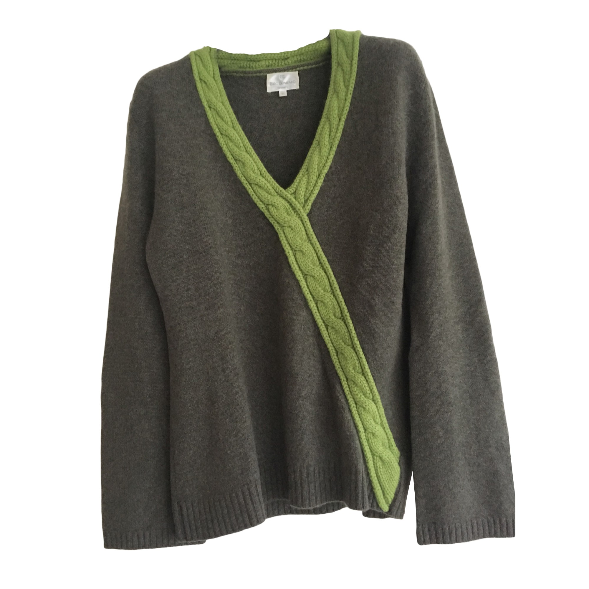 Sweater ERIC BOMPARD Gris-vert