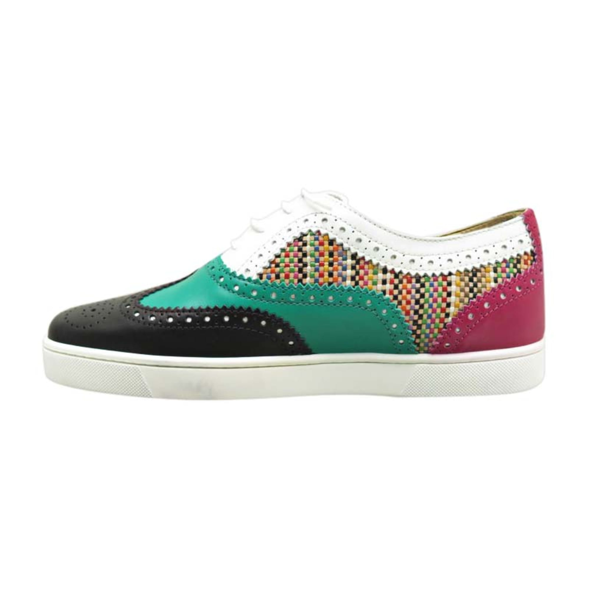 Lace Up Shoes CHRISTIAN LOUBOUTIN Multicolor
