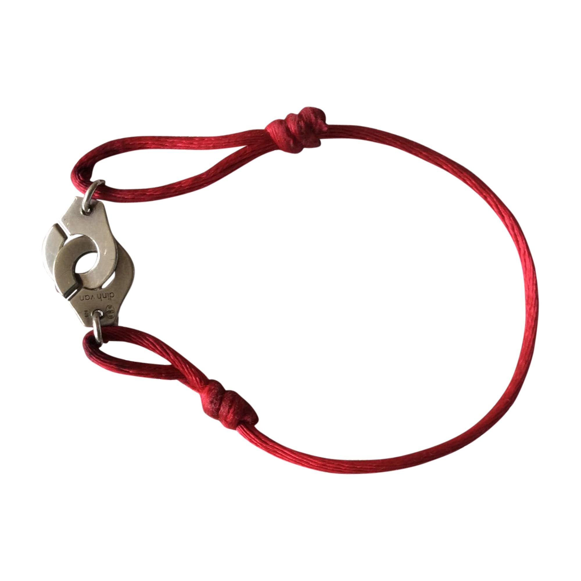 Bracelet DINH VAN Silver