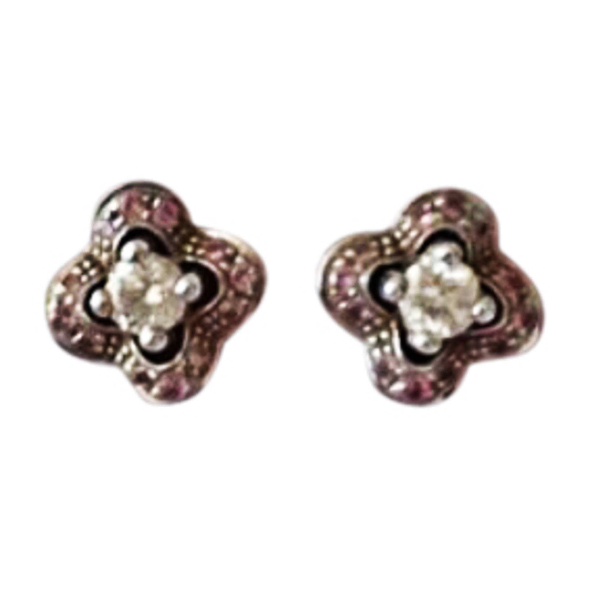 Earrings MAUBOUSSIN Or blanc