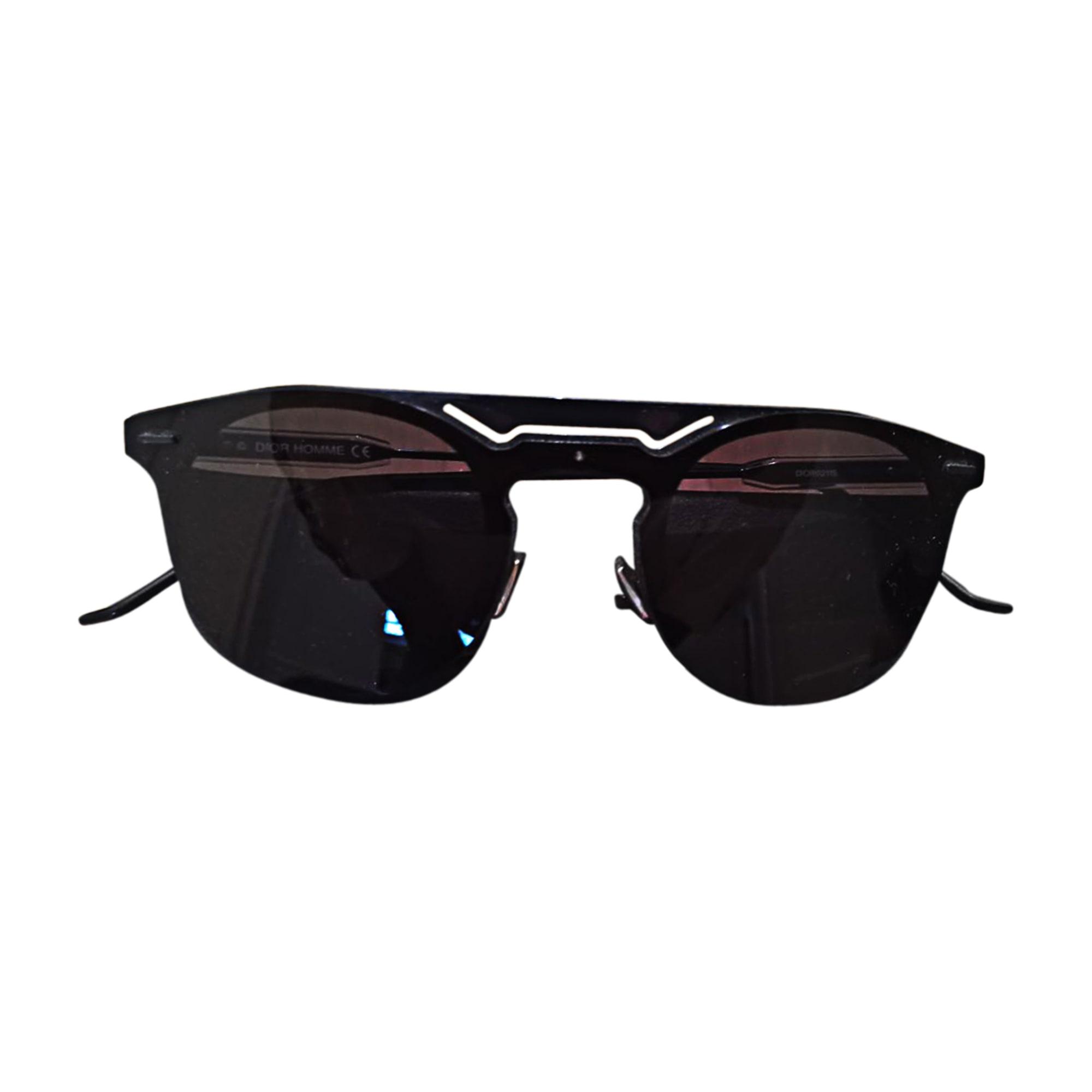Sunglasses DIOR HOMME Black