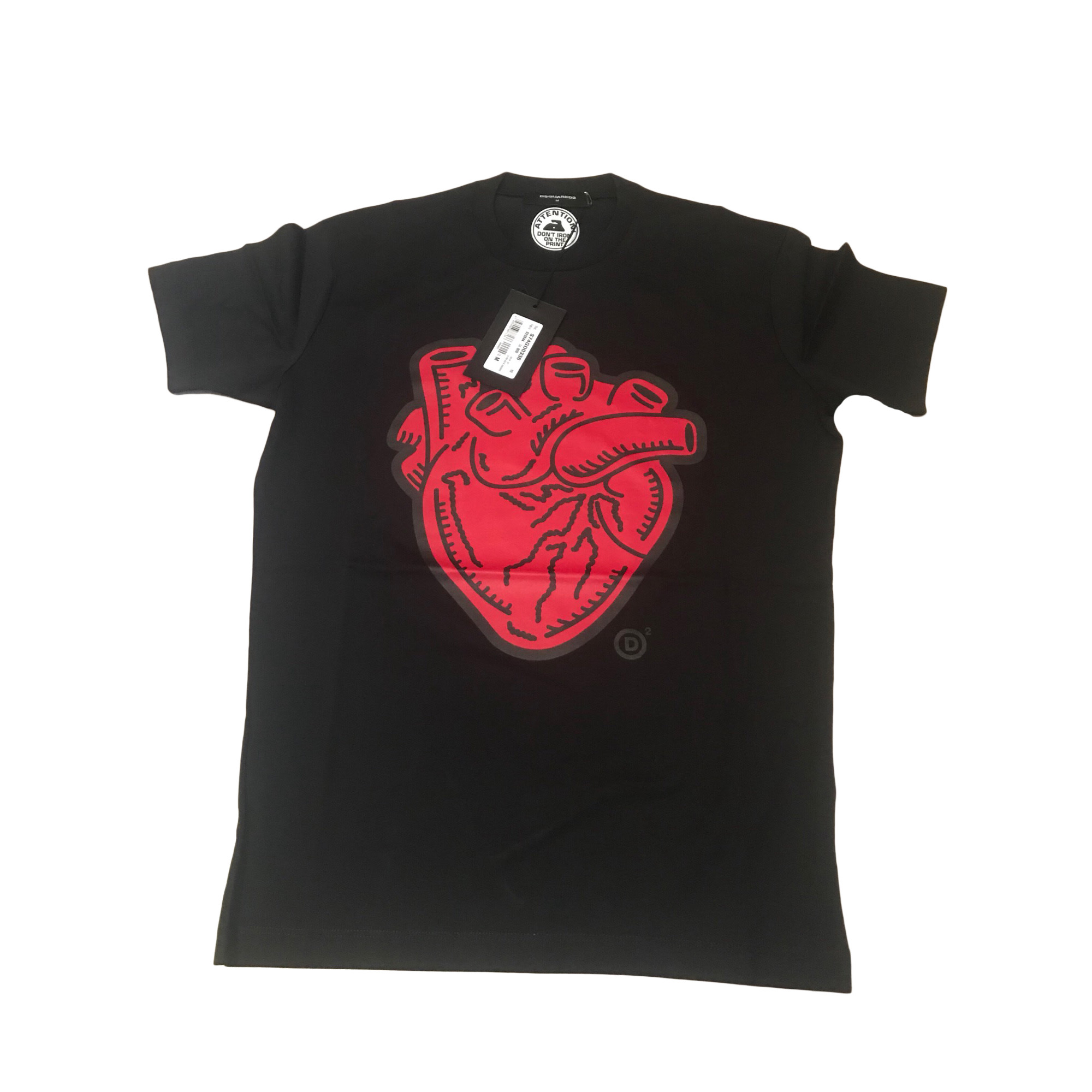 T-shirt DSQUARED2 Black