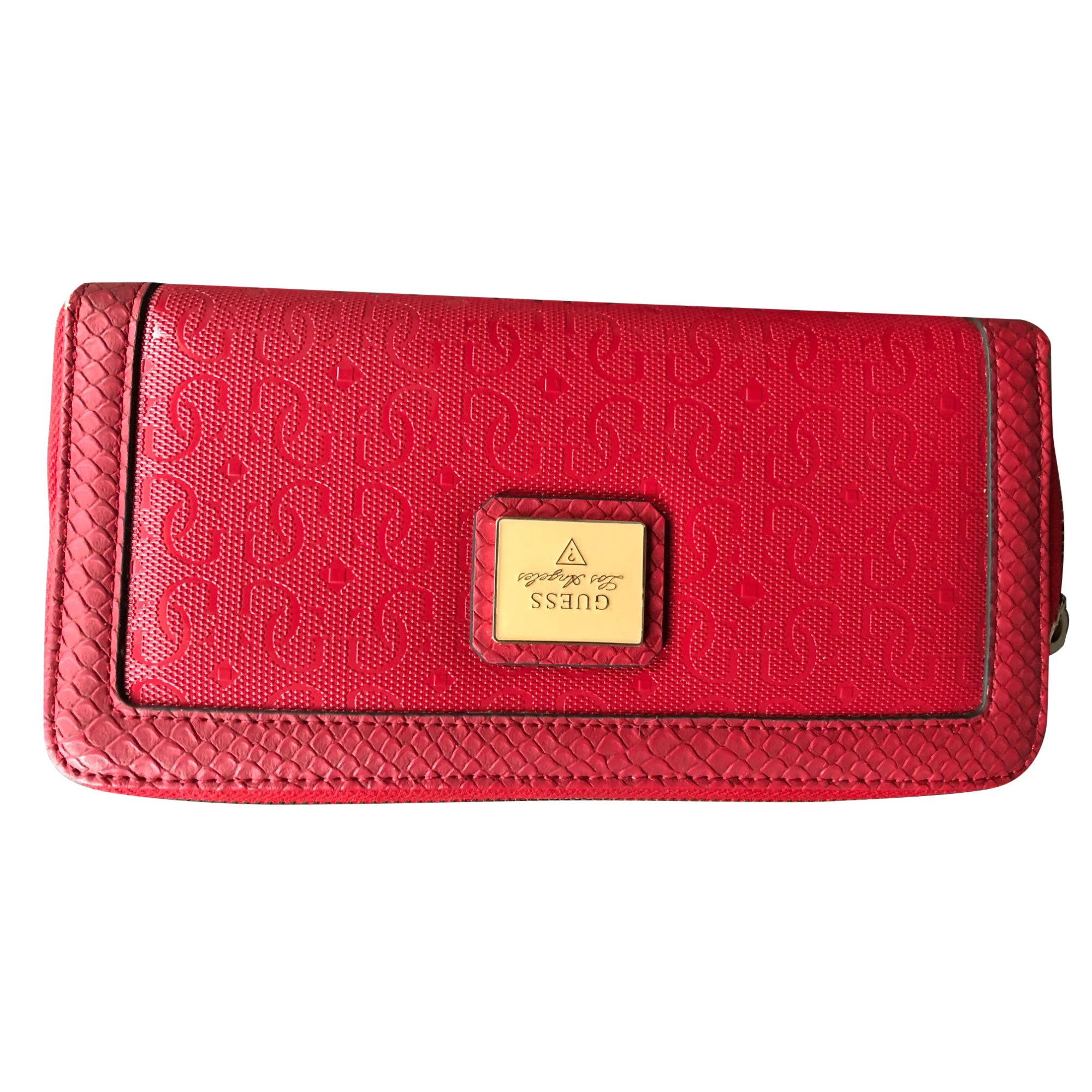 Portefeuille Guess Rouge 8519574
