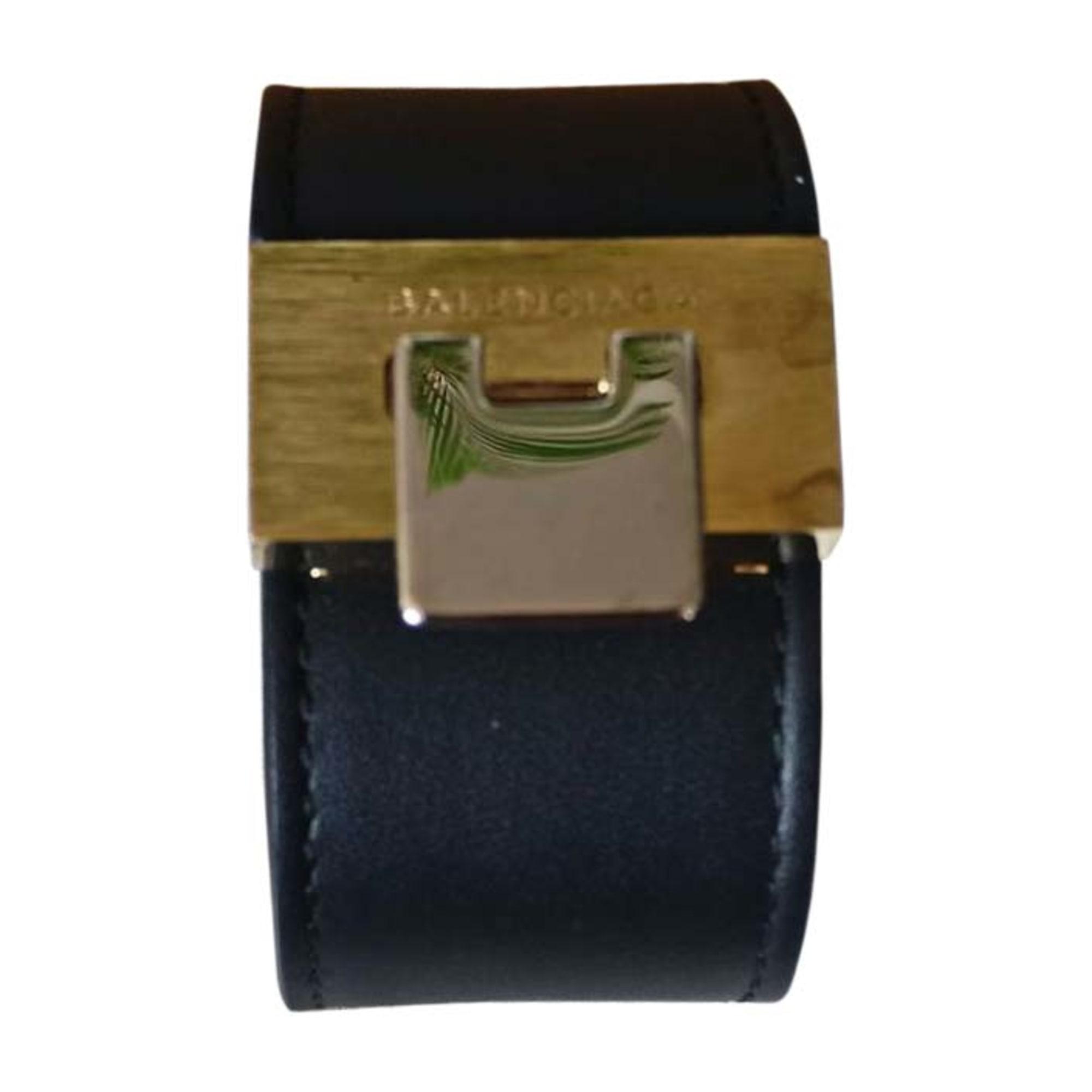 Bracelet BALENCIAGA Bleu, bleu marine, bleu turquoise