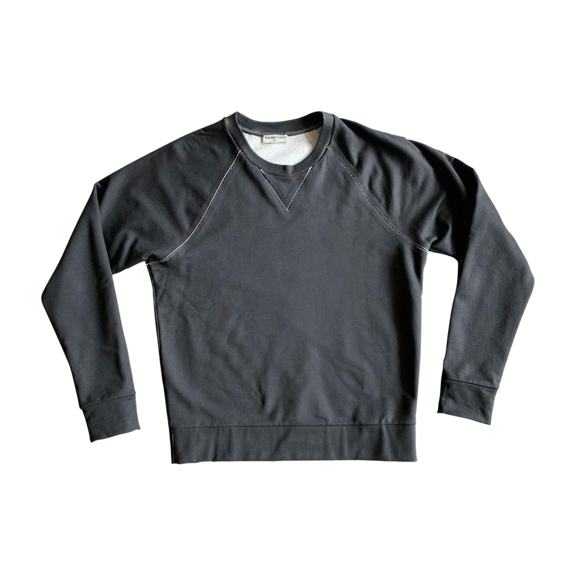 Sweatshirt BALENCIAGA Gray, charcoal