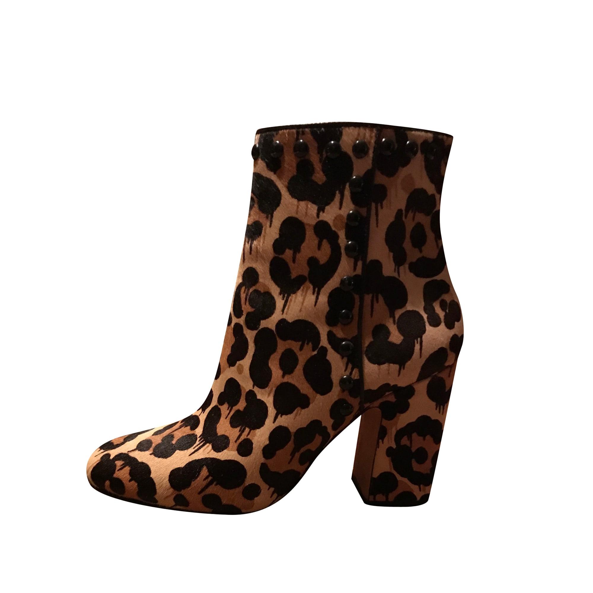 à talons Bottineslow boots boots Bottineslow lFK1cJ