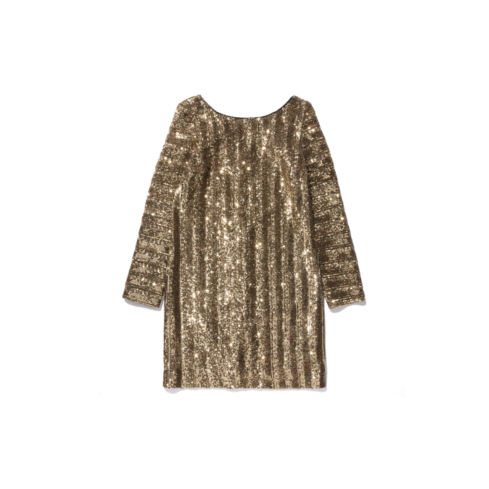 0444cbe031e54 Robe courte BALZAC PARIS 34 (XS, T0) doré - 8530582