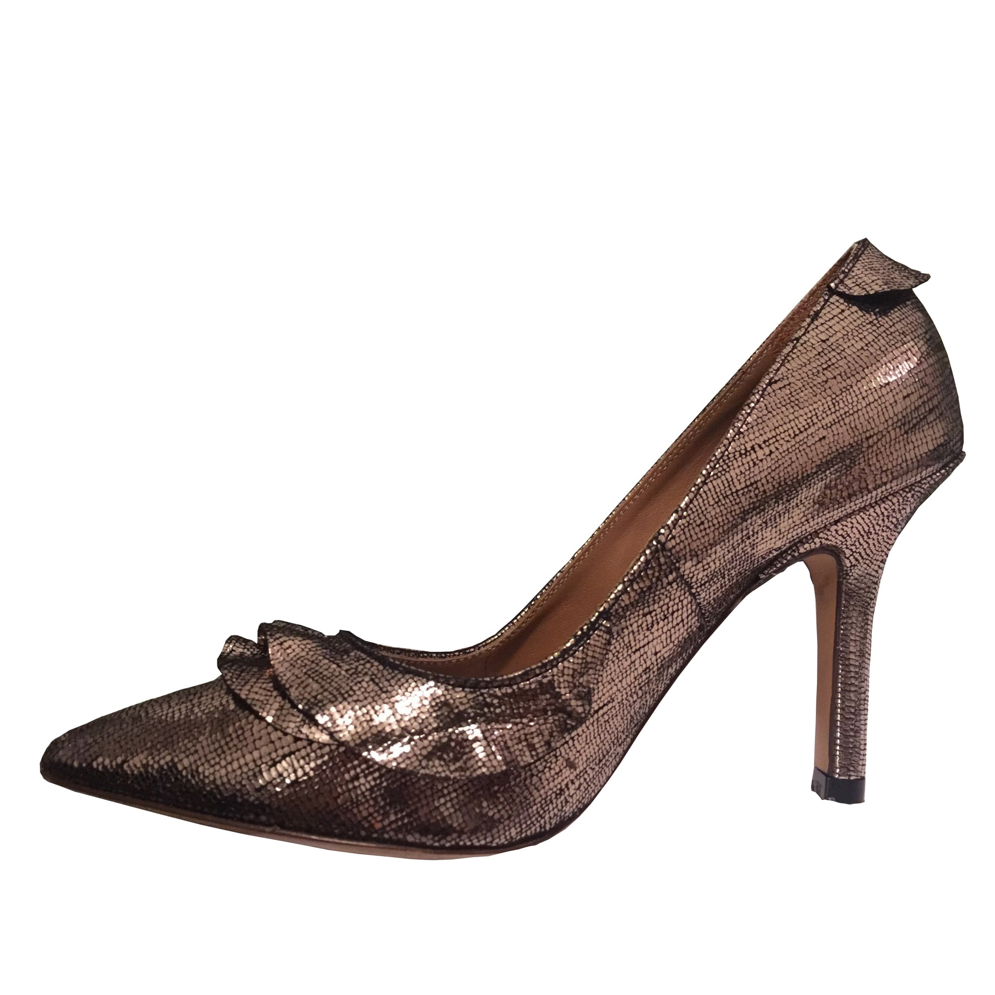 Pumps, Heels JEROME DREYFUSS Silver