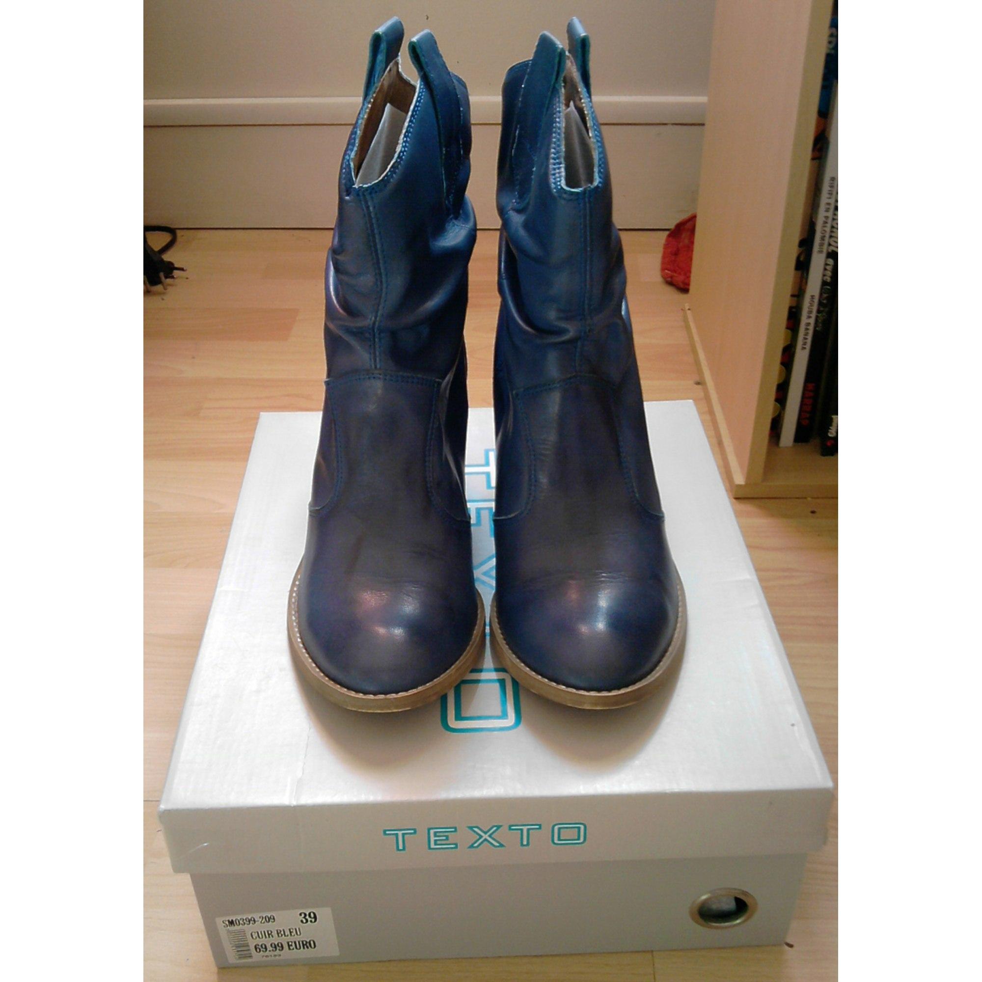 nouvelles photos meilleures baskets nouveau design Bottines & low boots à talons