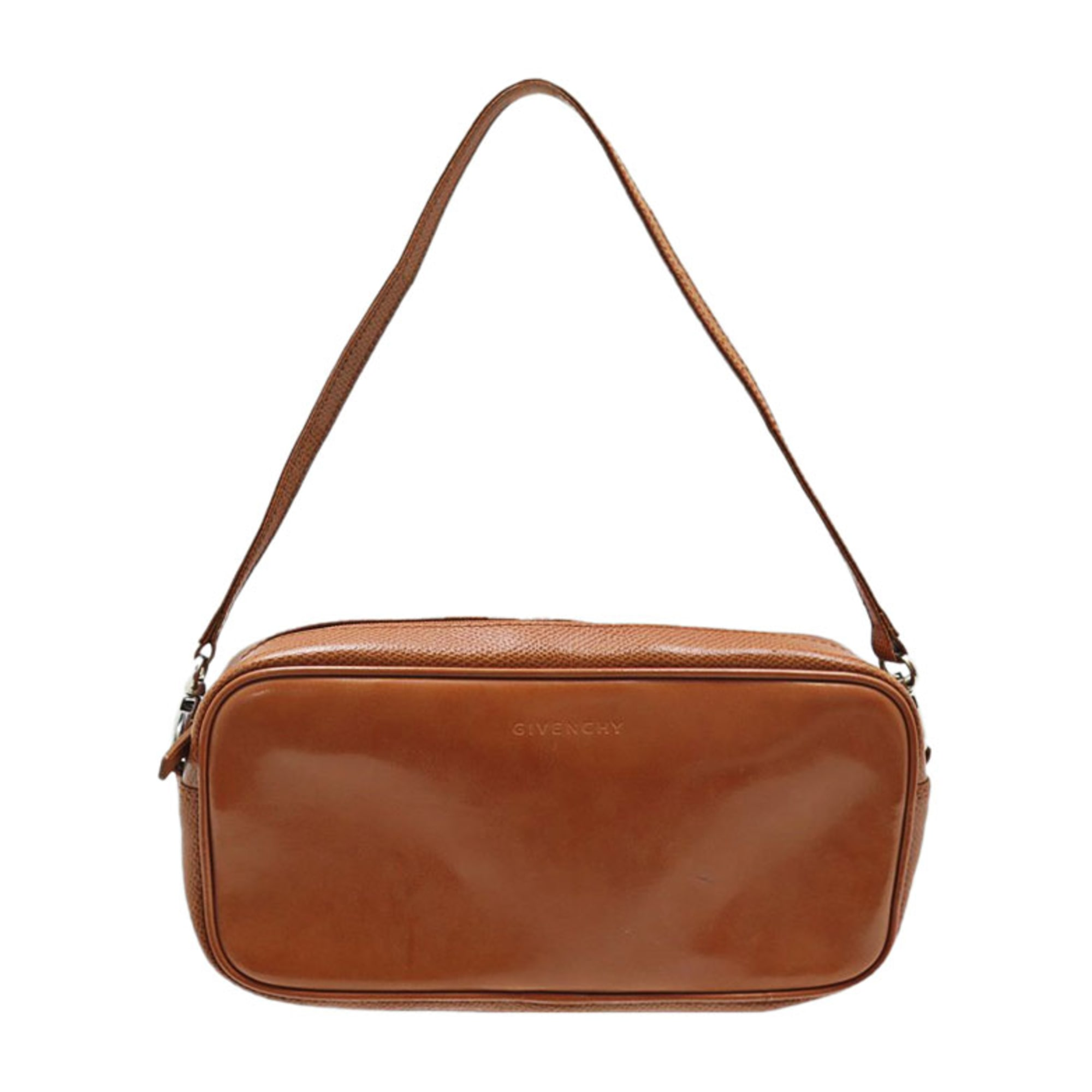 234e266f3b Sac à main en cuir GIVENCHY marron - 8543728