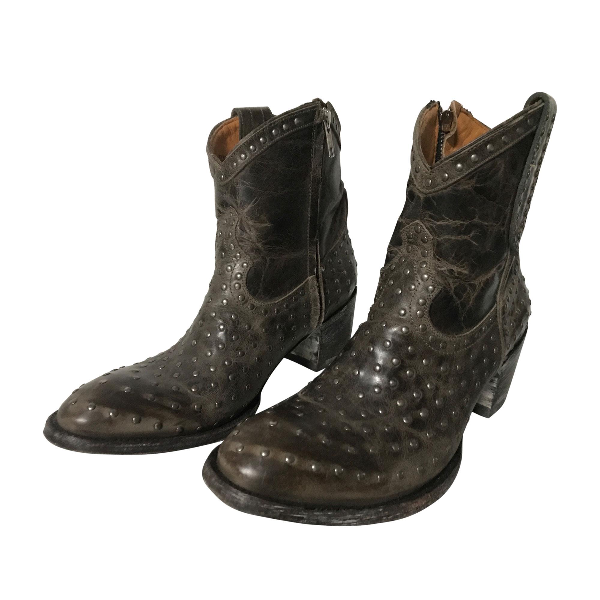 vente professionnelle assez bon marché la vente de chaussures Santiags, bottines, low boots cowboy