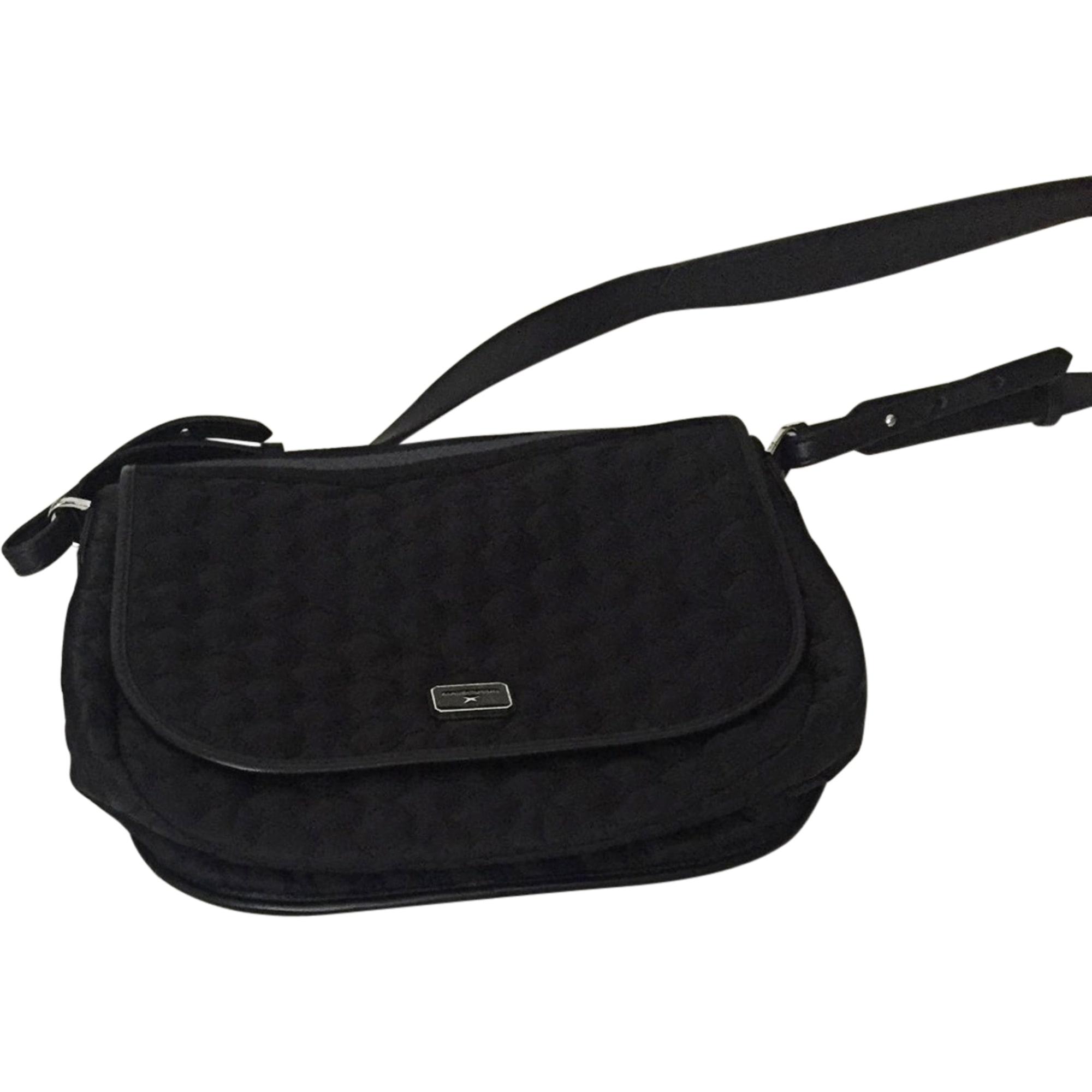 Non-Leather Shoulder Bag MAUBOUSSIN Black