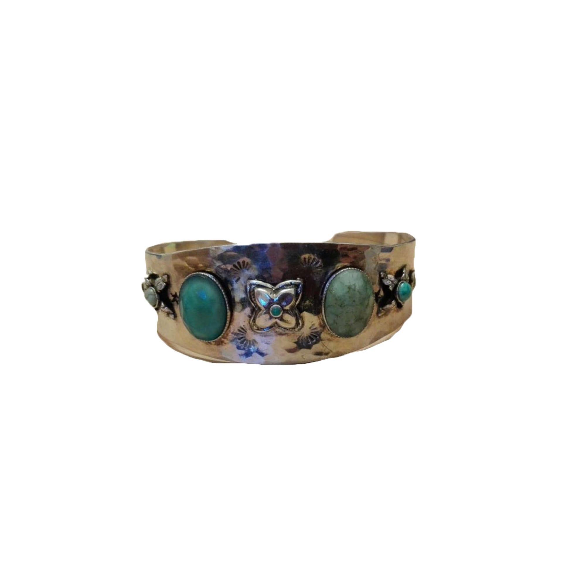 Bracelet GAS BIJOUX Bleu, bleu marine, bleu turquoise