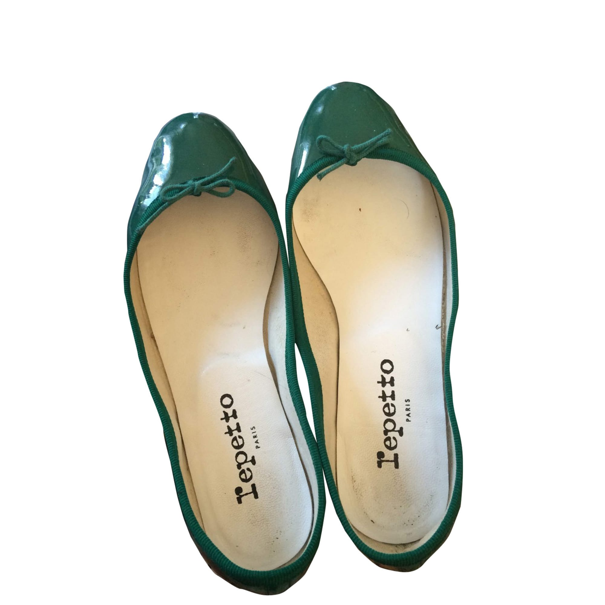 Ballet Flats REPETTO Green