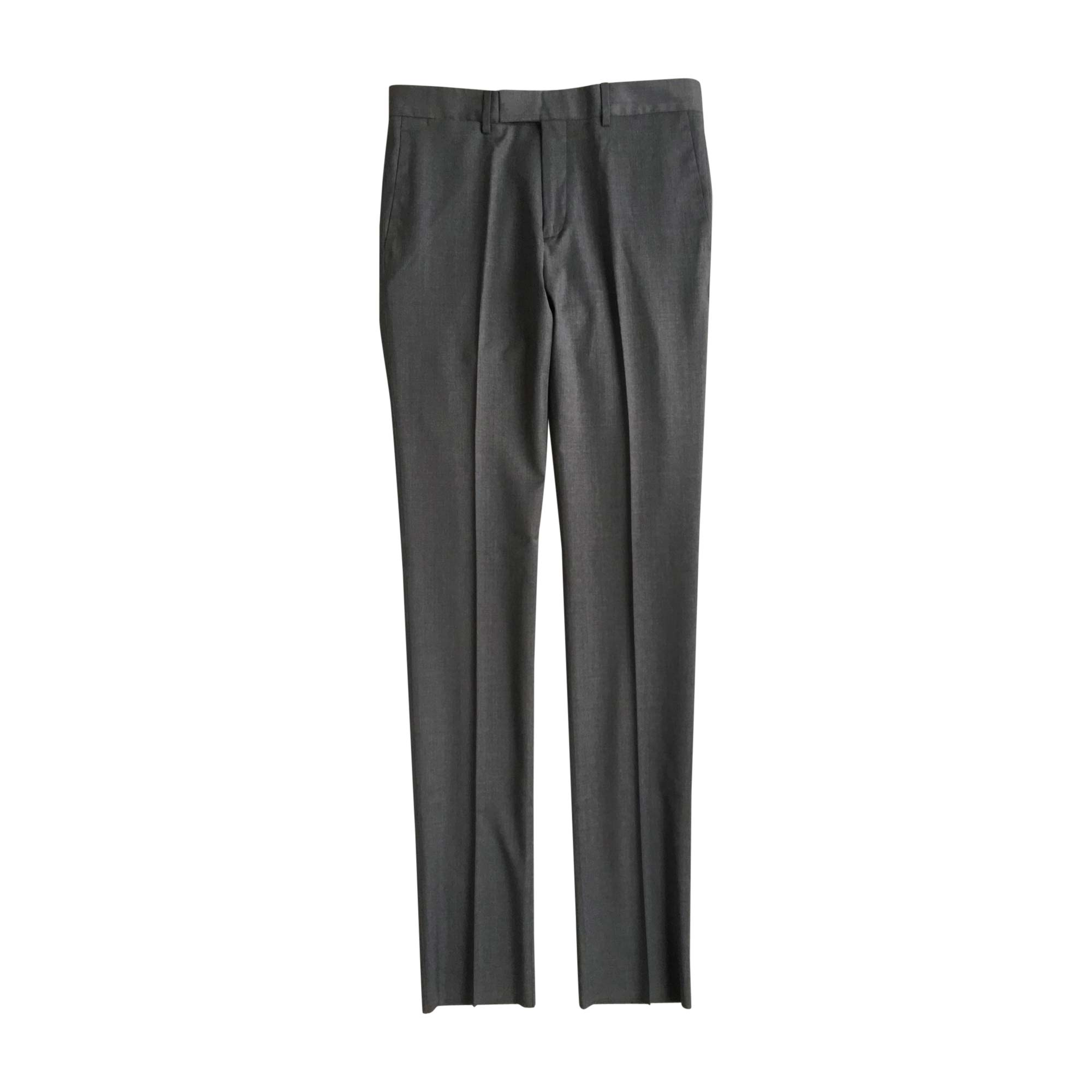 Slim Fit Pants RALPH LAUREN Gray, charcoal