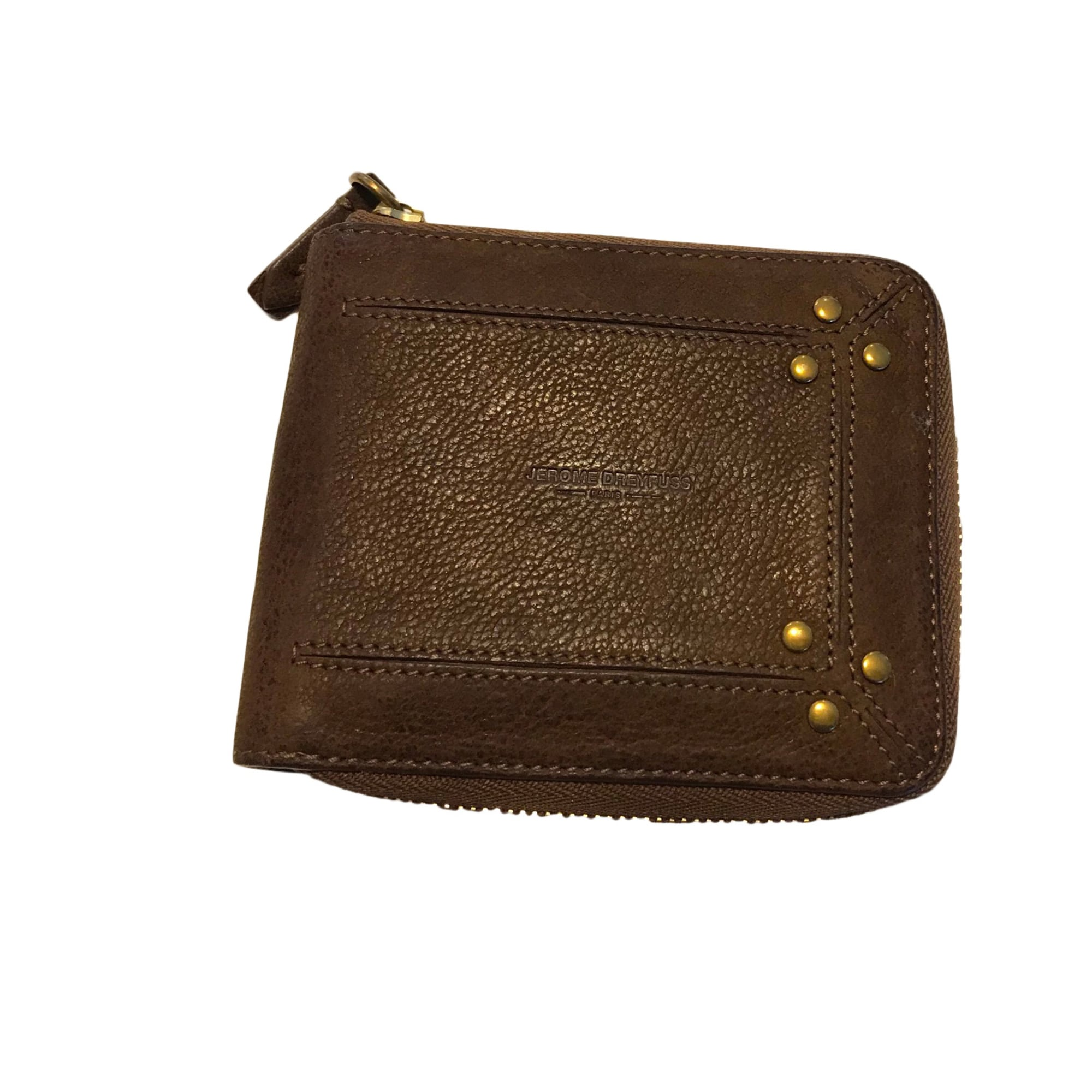 Coin Purse JEROME DREYFUSS Brown