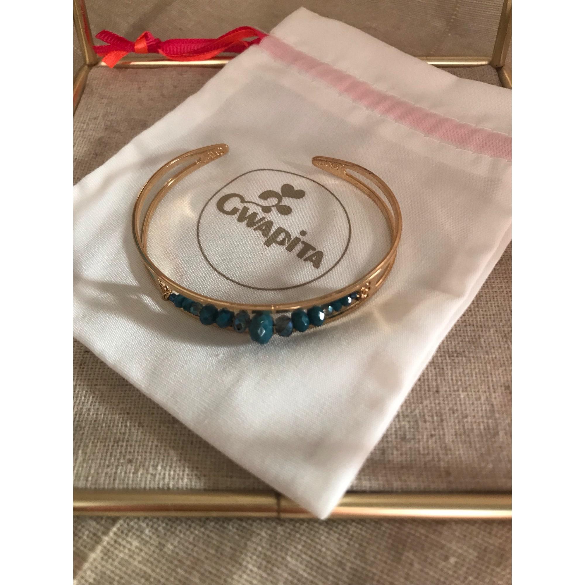 Bracelet GWAPITA plaqué or doré