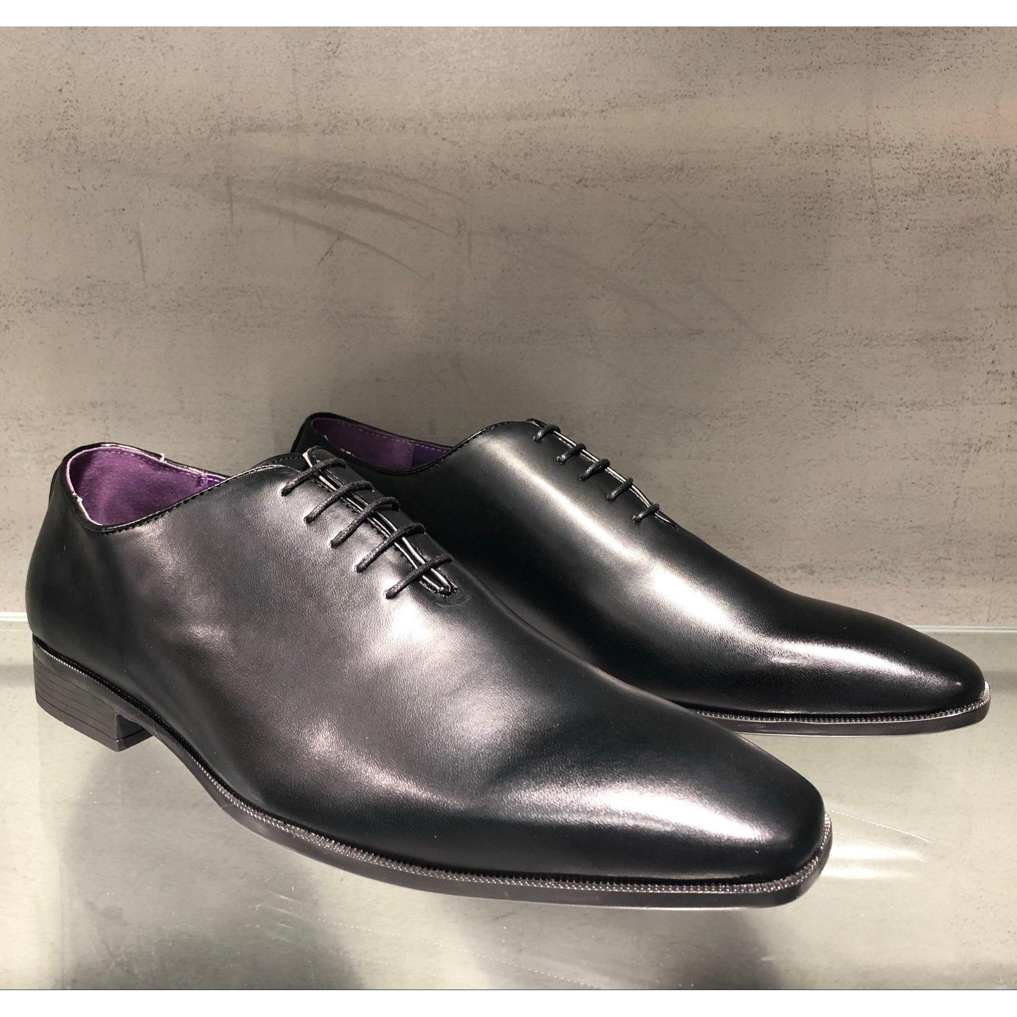 plus de photos fa0f2 a0625 Chaussures à lacets