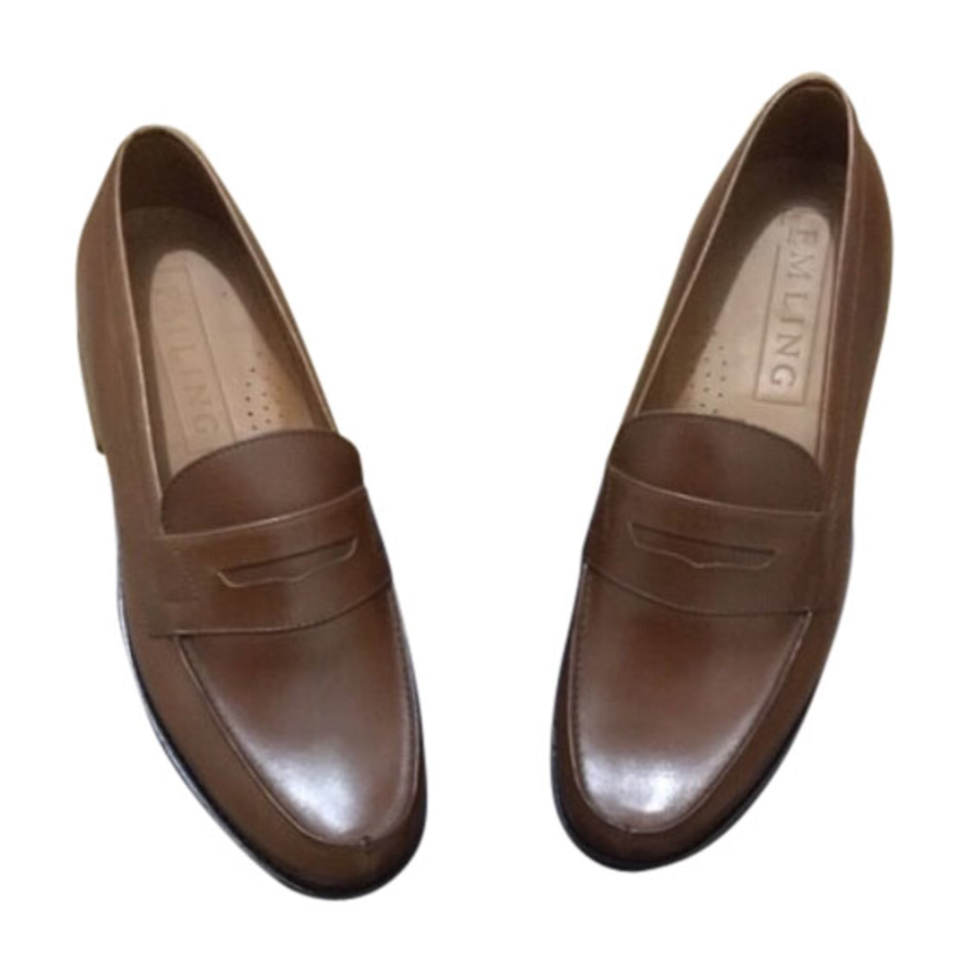 Mocassins EMLING Marron