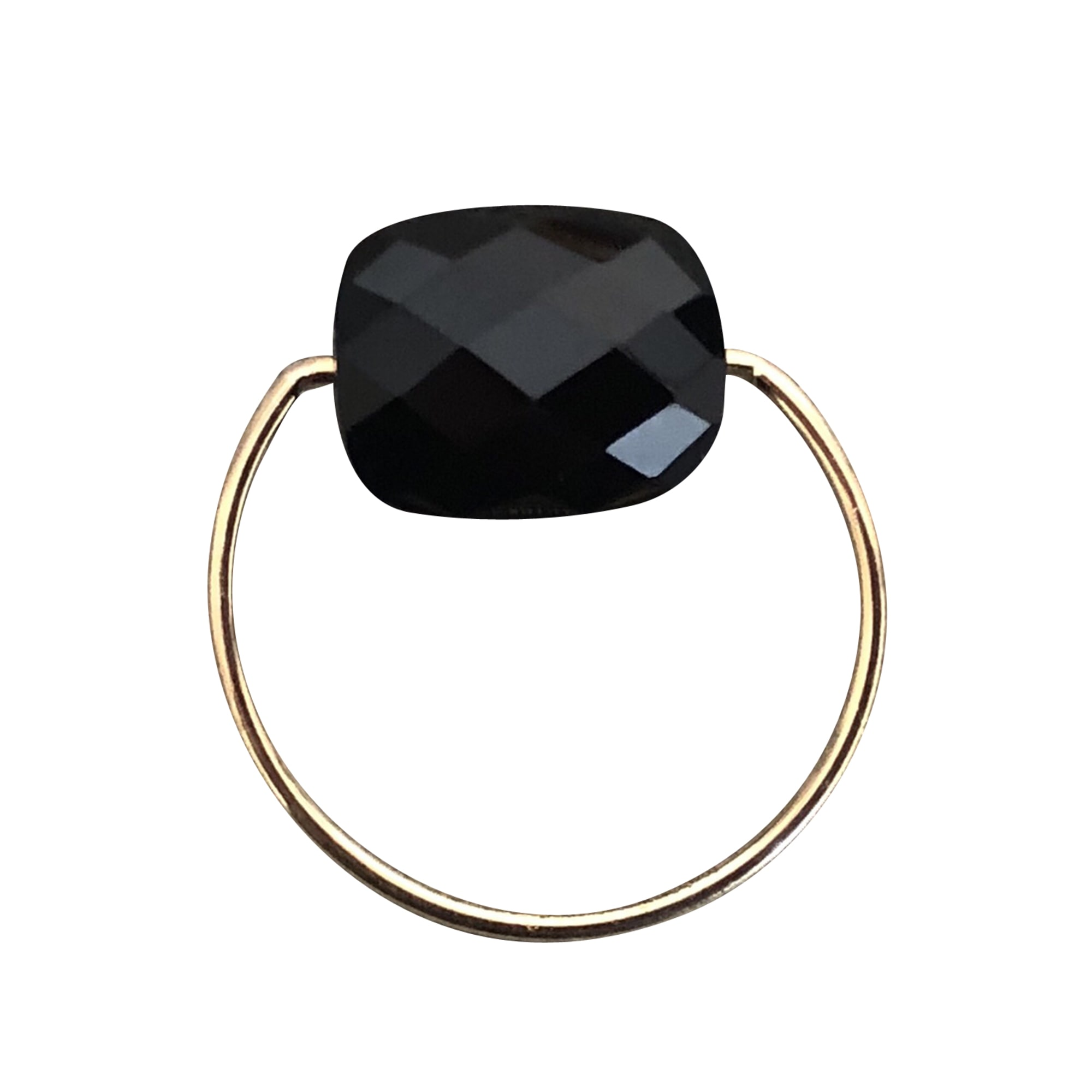 Ring MORGANNE BELLO Black