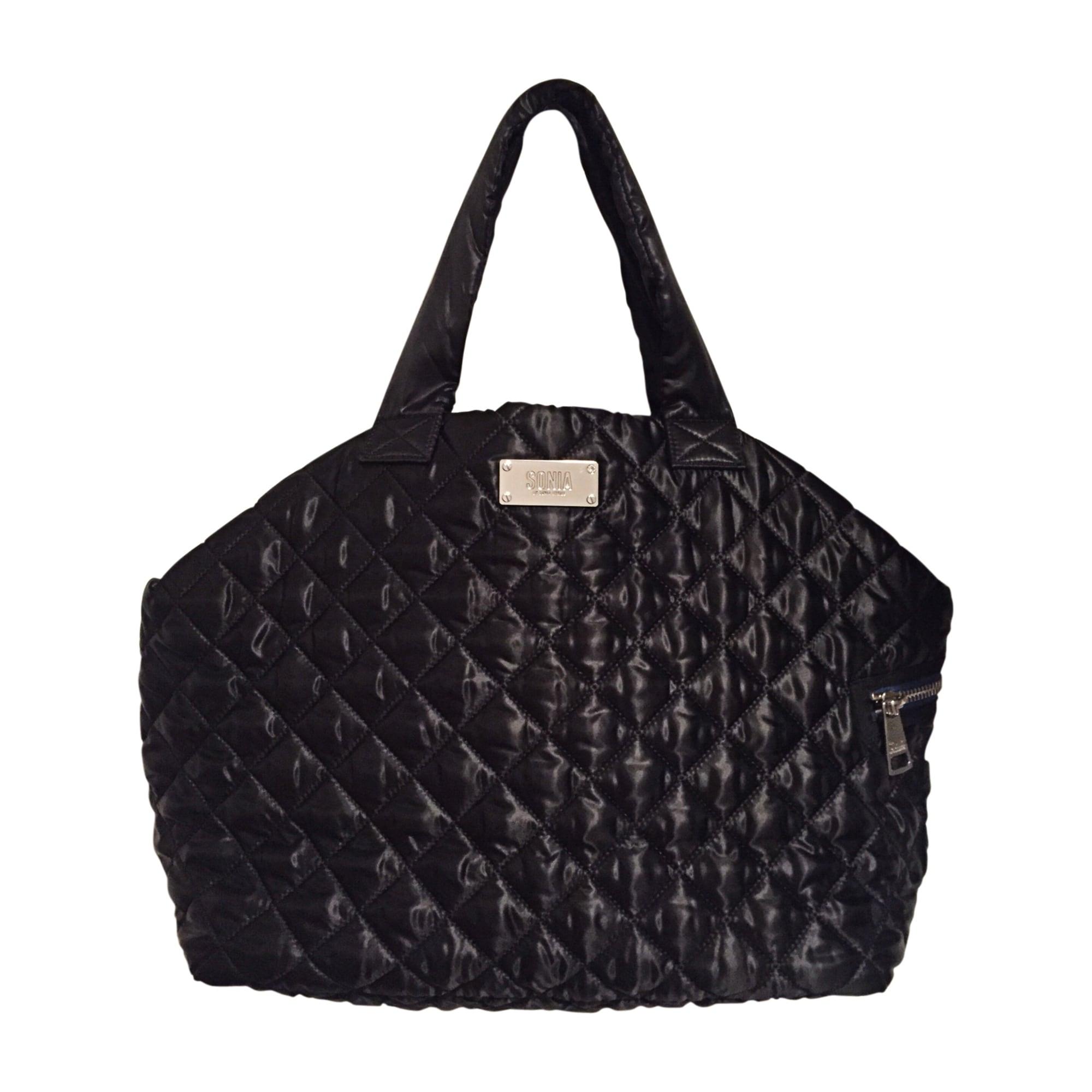 Non-Leather Oversize Bag SONIA RYKIEL Black