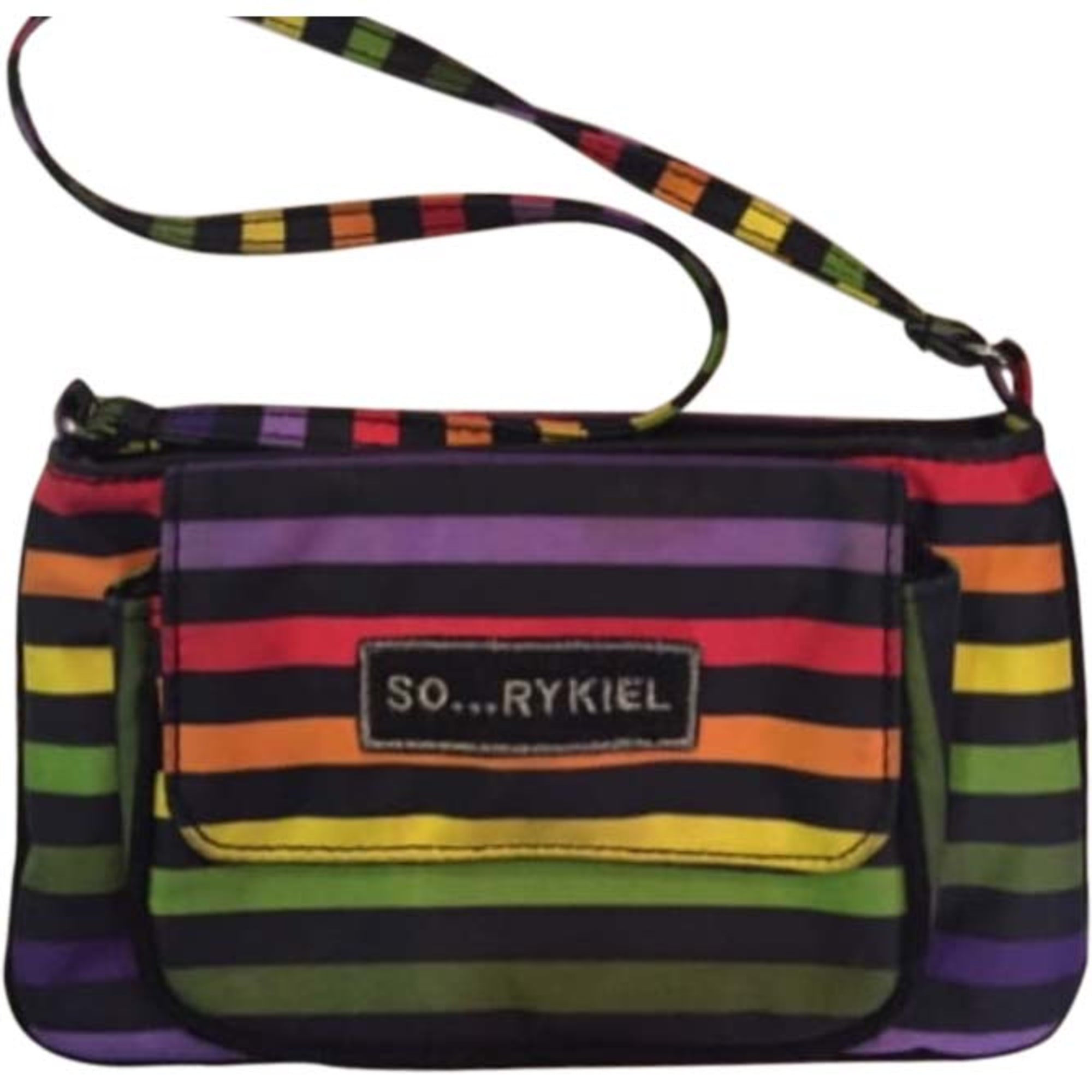 Non-Leather Clutch SONIA RYKIEL Multicolor