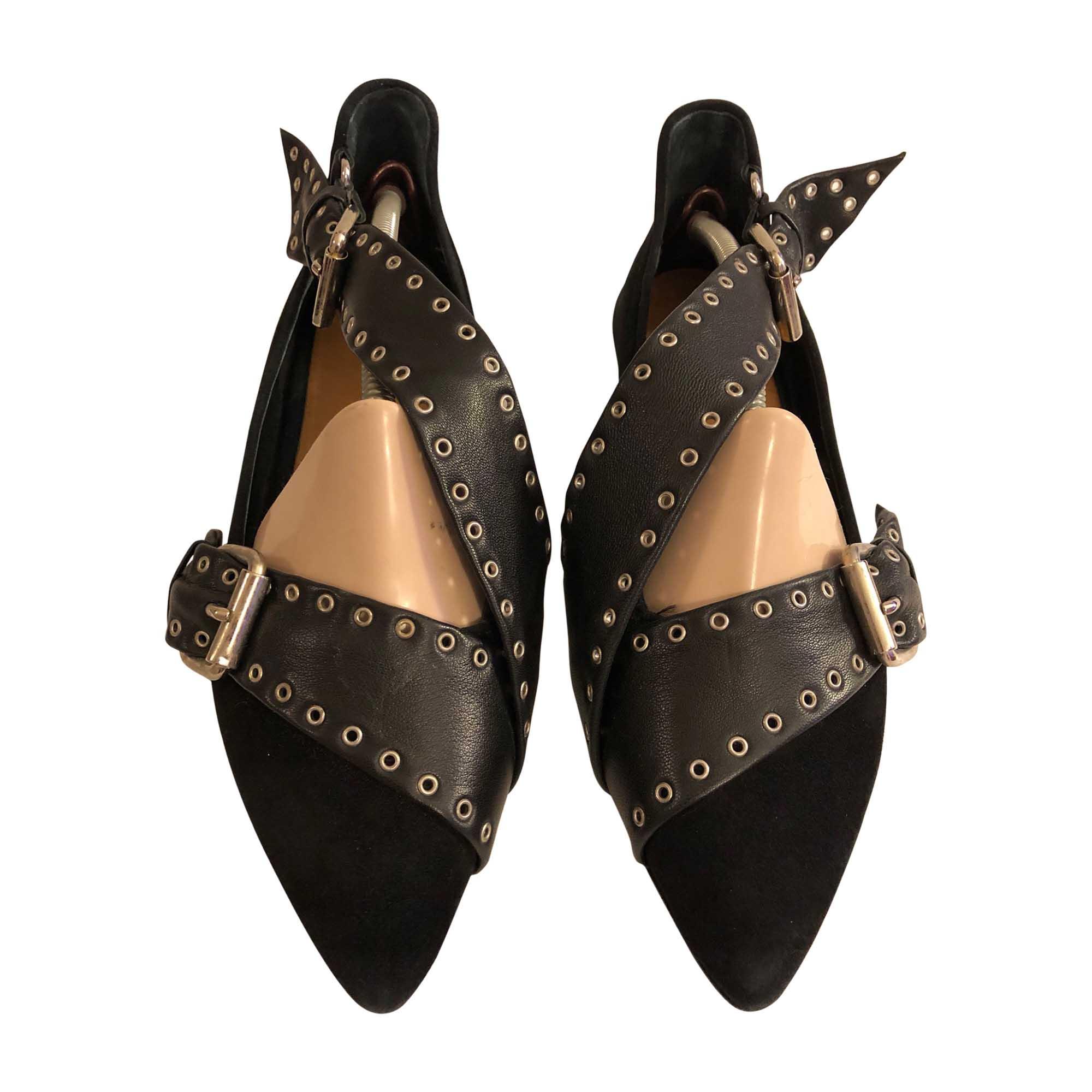 Ballet Flats ISABEL MARANT Black