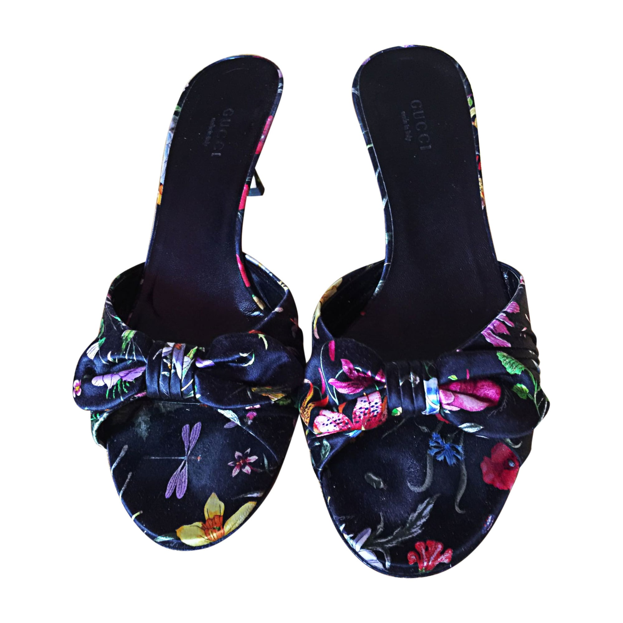 Slippers GUCCI Multicolor