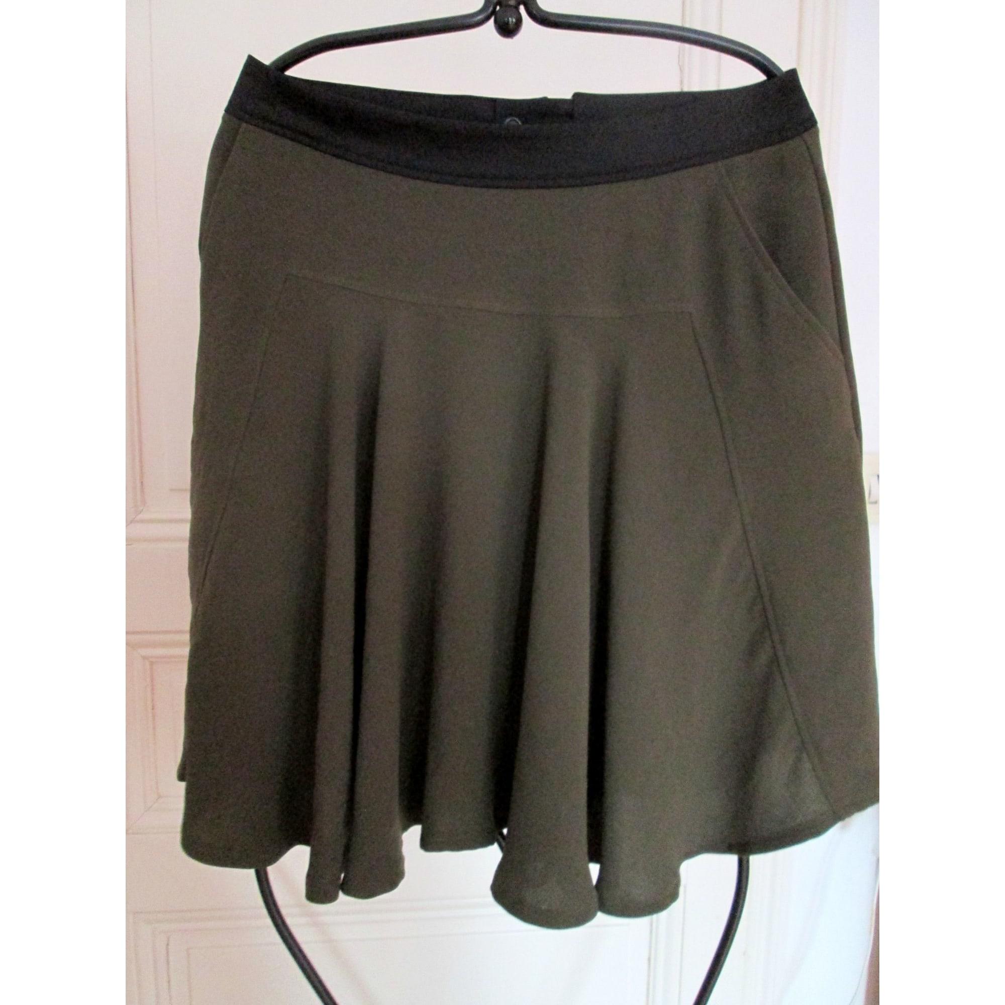 Mini Skirt COTÉLAC Khaki