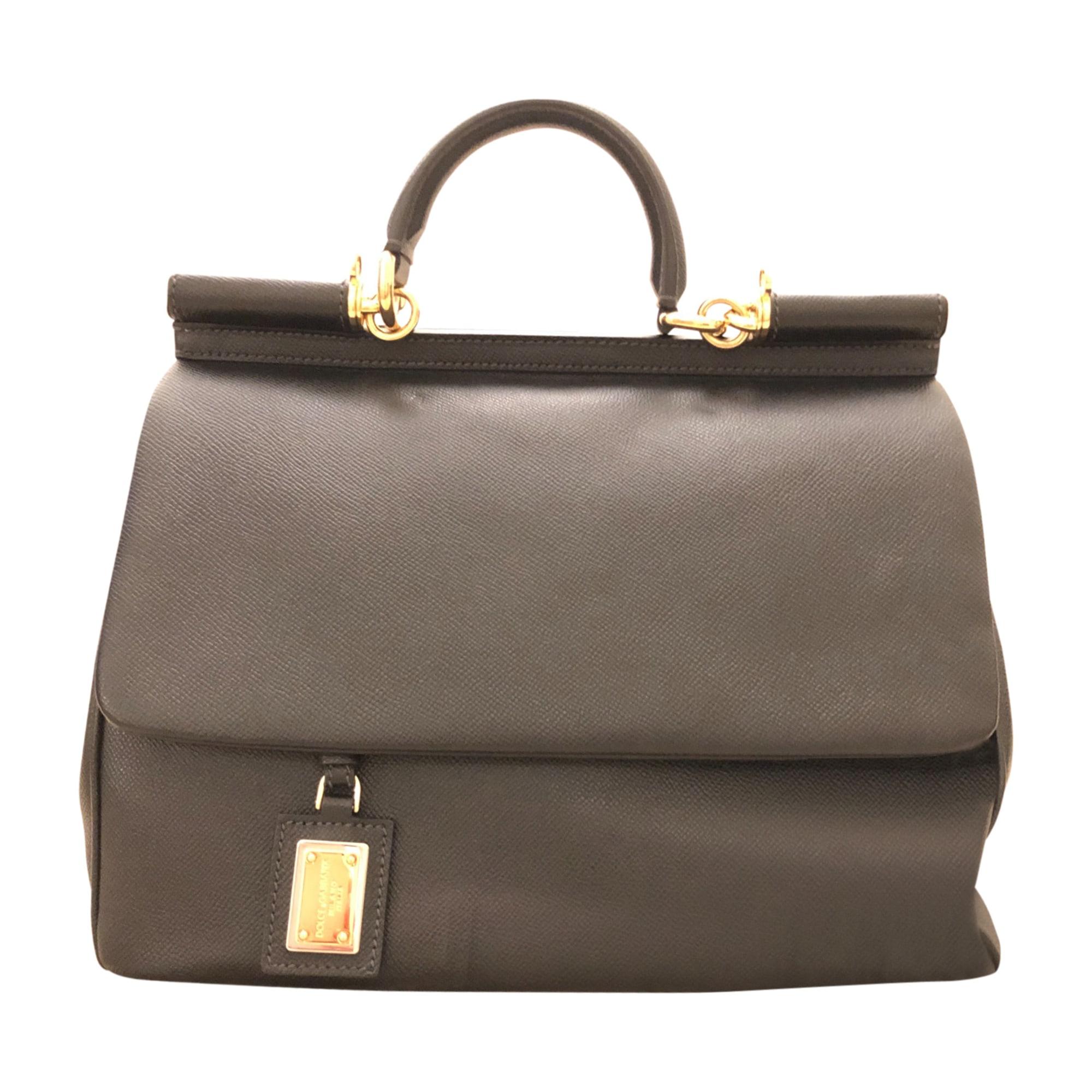 Sac Cuir Gabbana Main En À Dolceamp; 5R4AjL