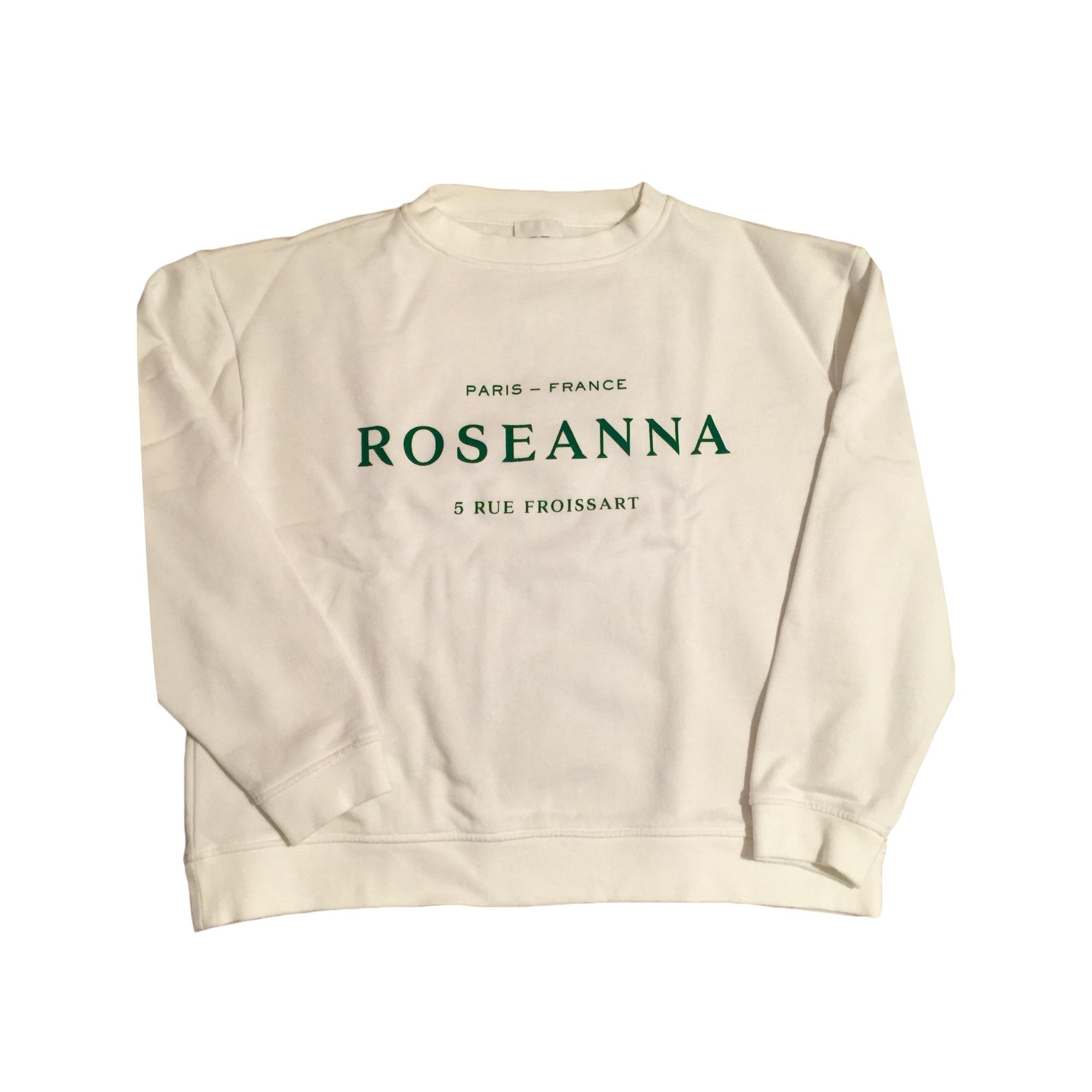 Sweatshirt ROSEANNA White, off-white, ecru