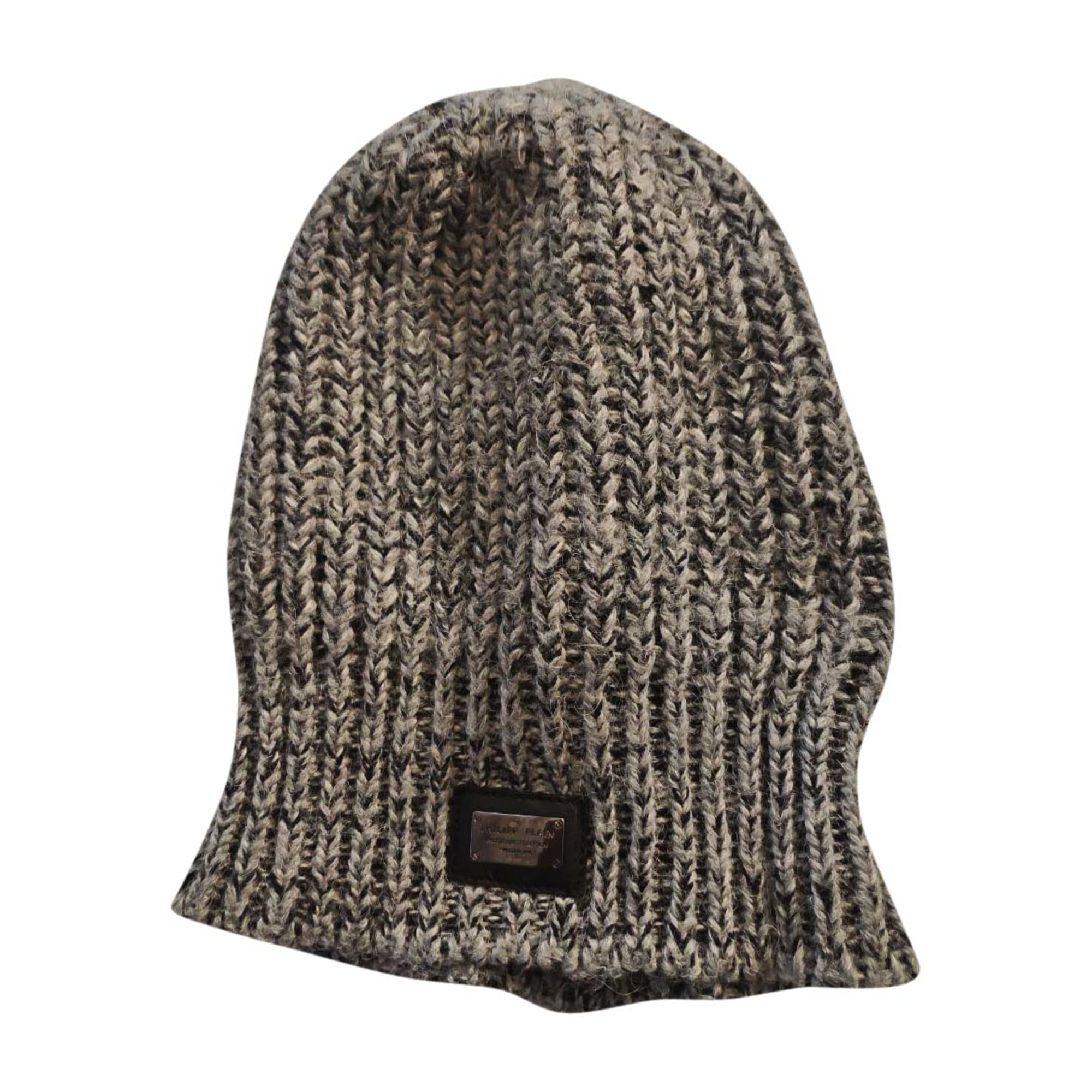 Beanie PHILIPP PLEIN Gray, charcoal