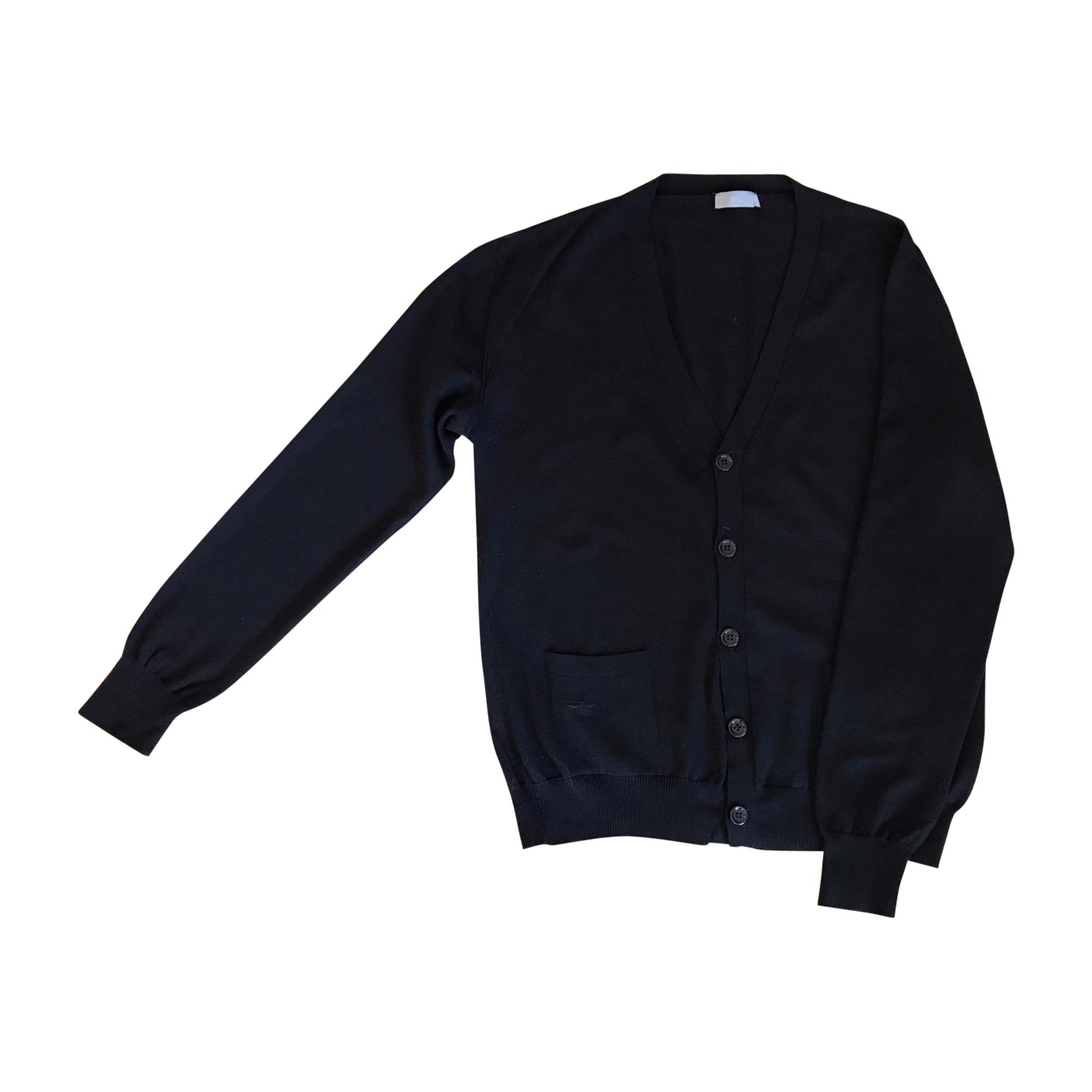 Vest, Cardigan DIOR HOMME Black