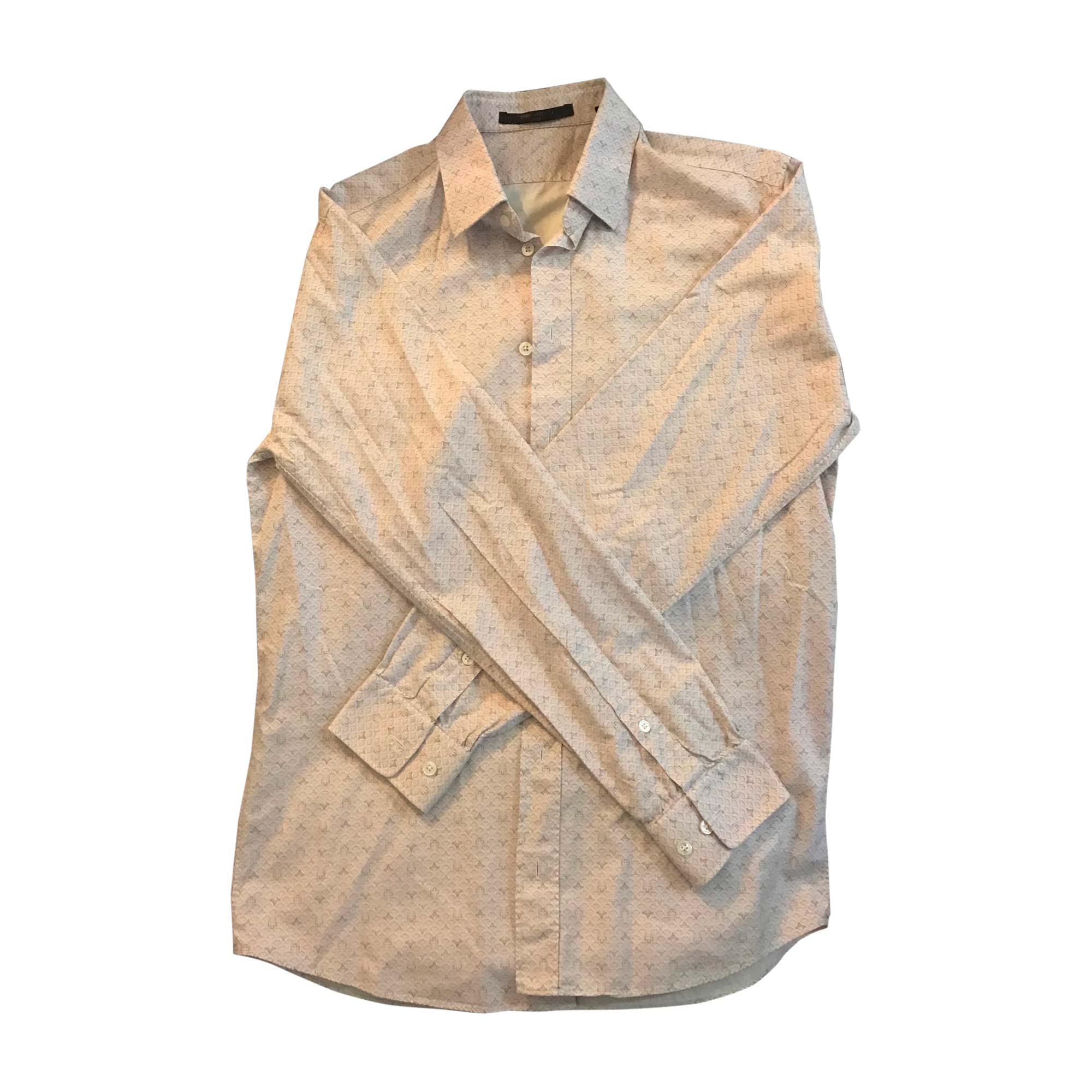Camicia LOUIS VUITTON Rosa, fucsia, rosa antico