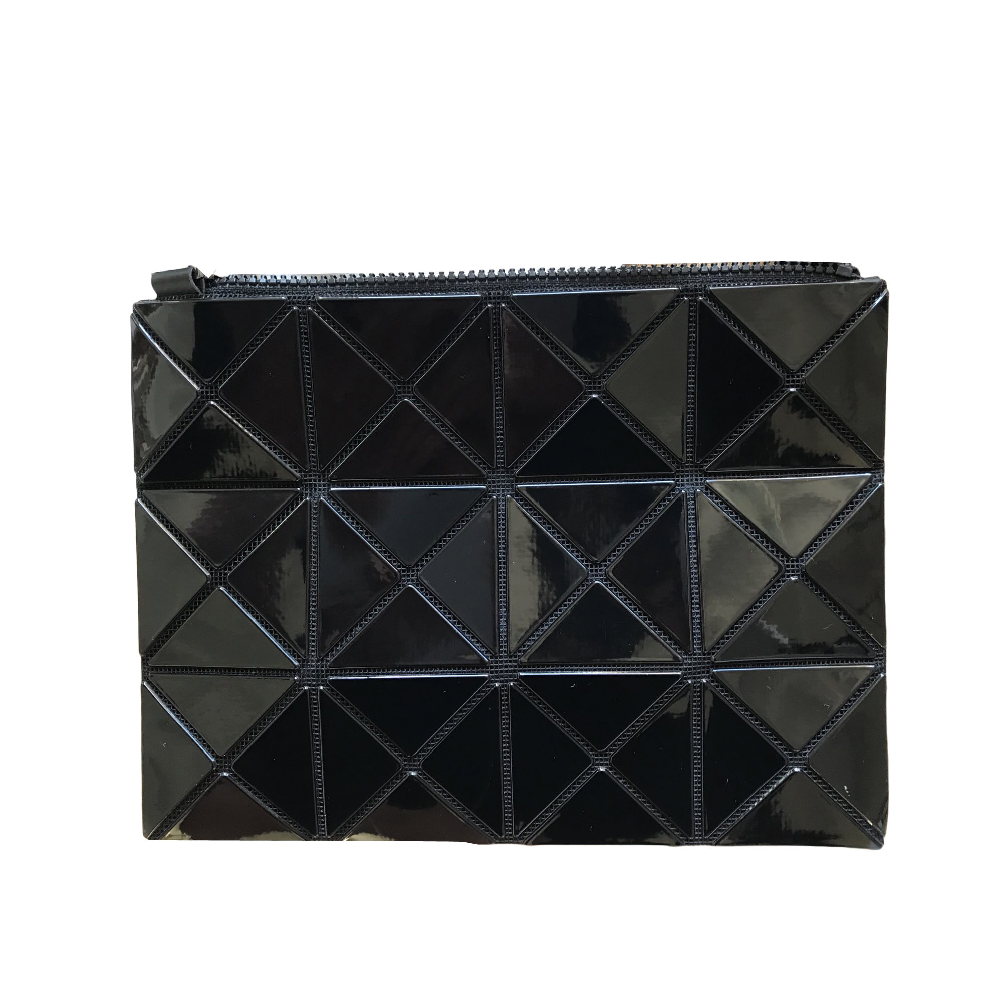 Non-Leather Shoulder Bag PLEATS PLEASE Black