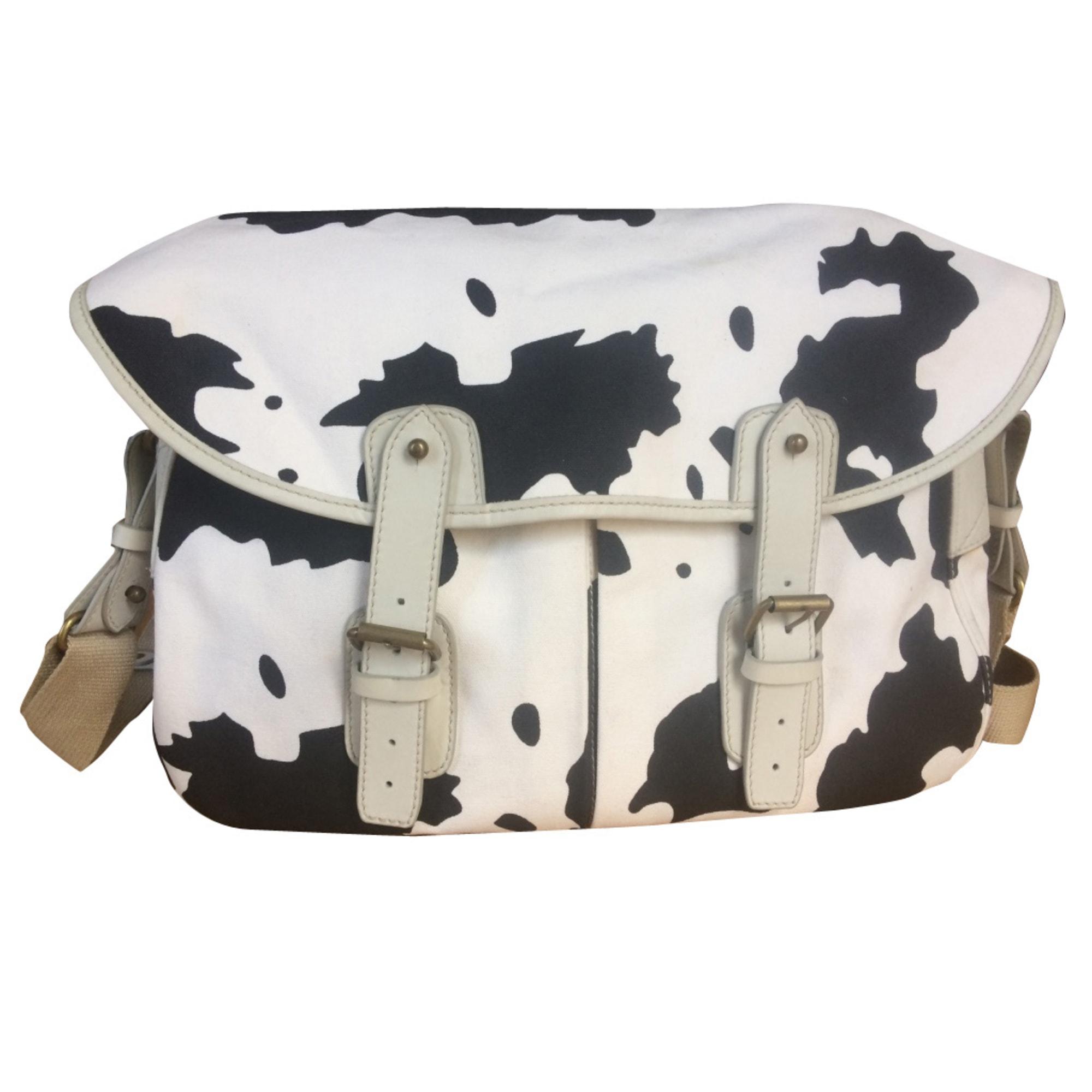 Non-Leather Shoulder Bag UPLA White, off-white, ecru