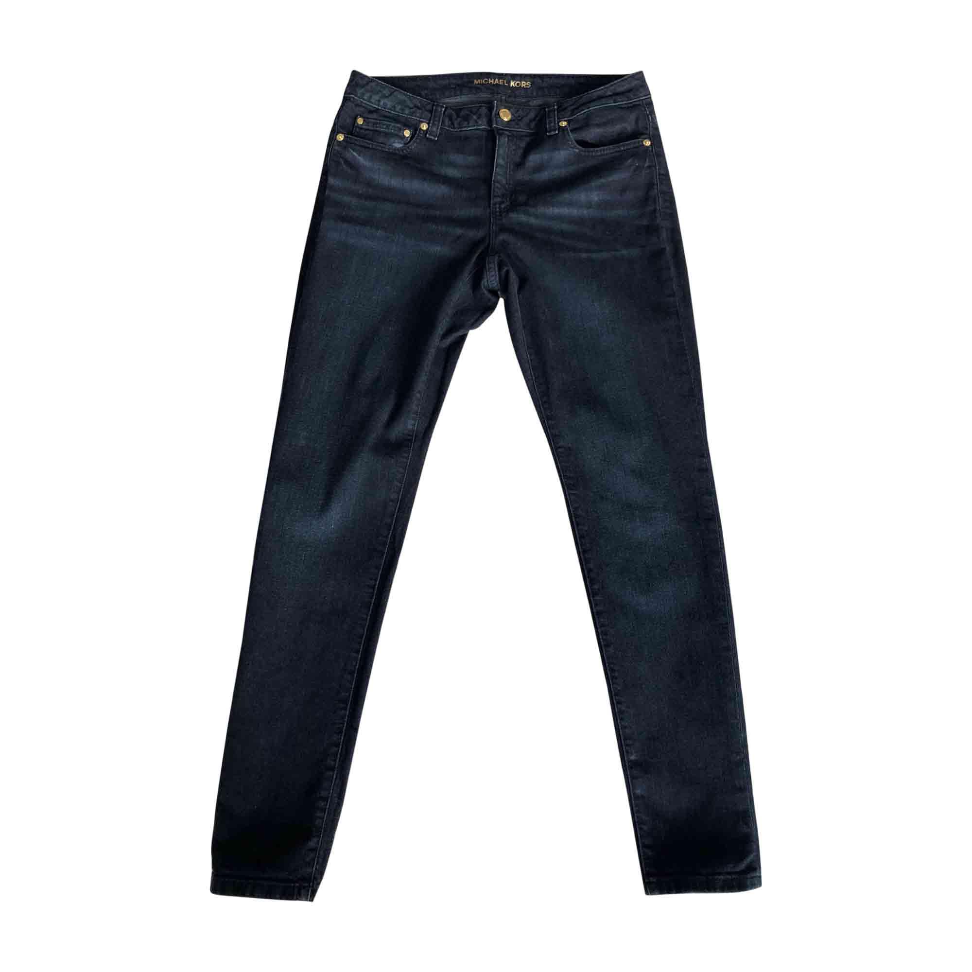 Jeans slim MICHAEL KORS Blu, blu navy, turchese