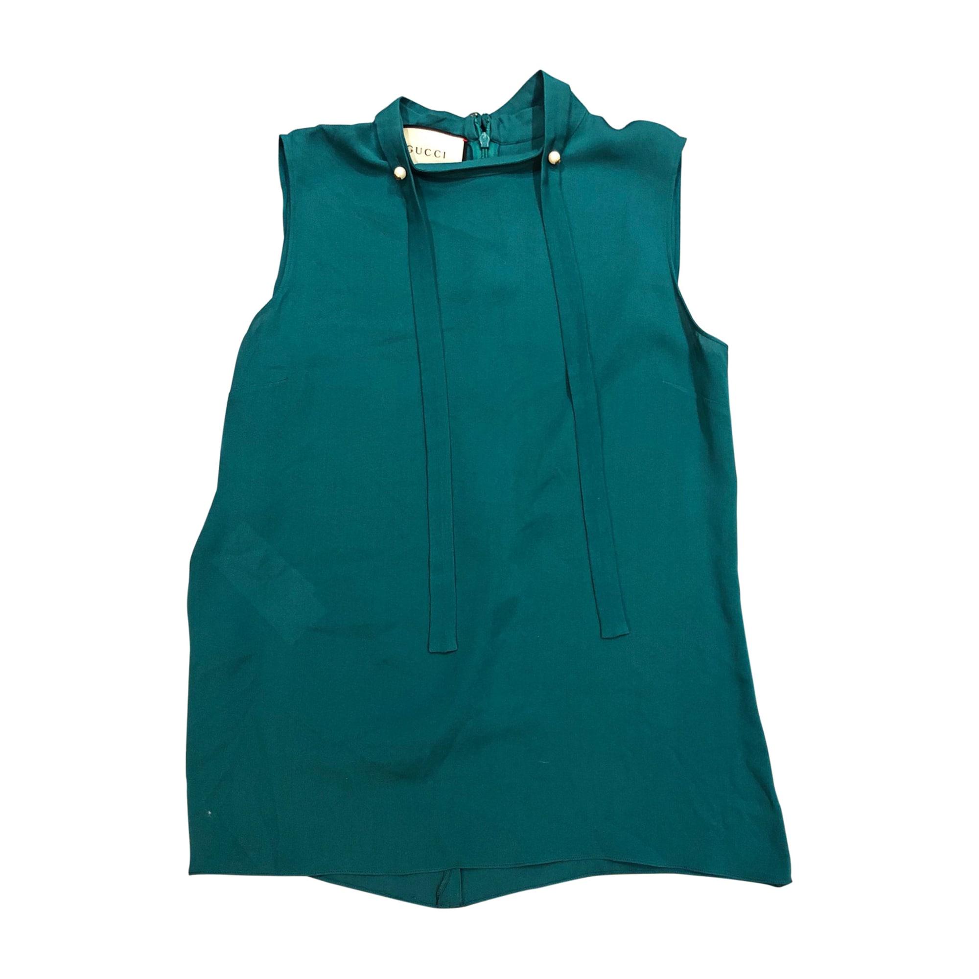 Blouse GUCCI Green