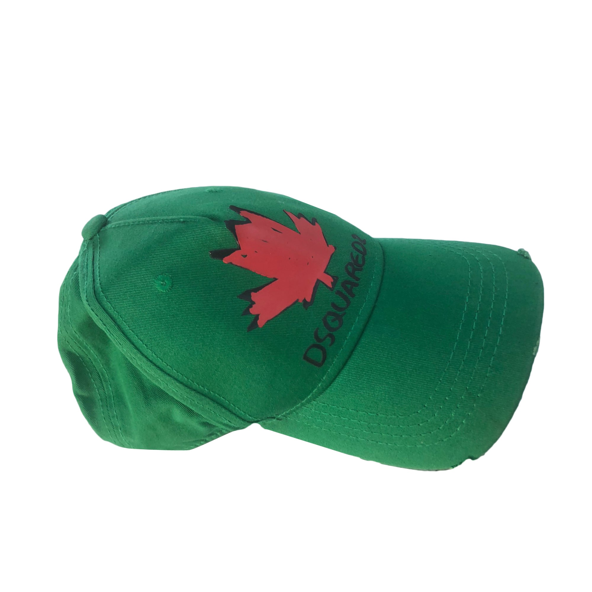 Cap DSQUARED2 Green