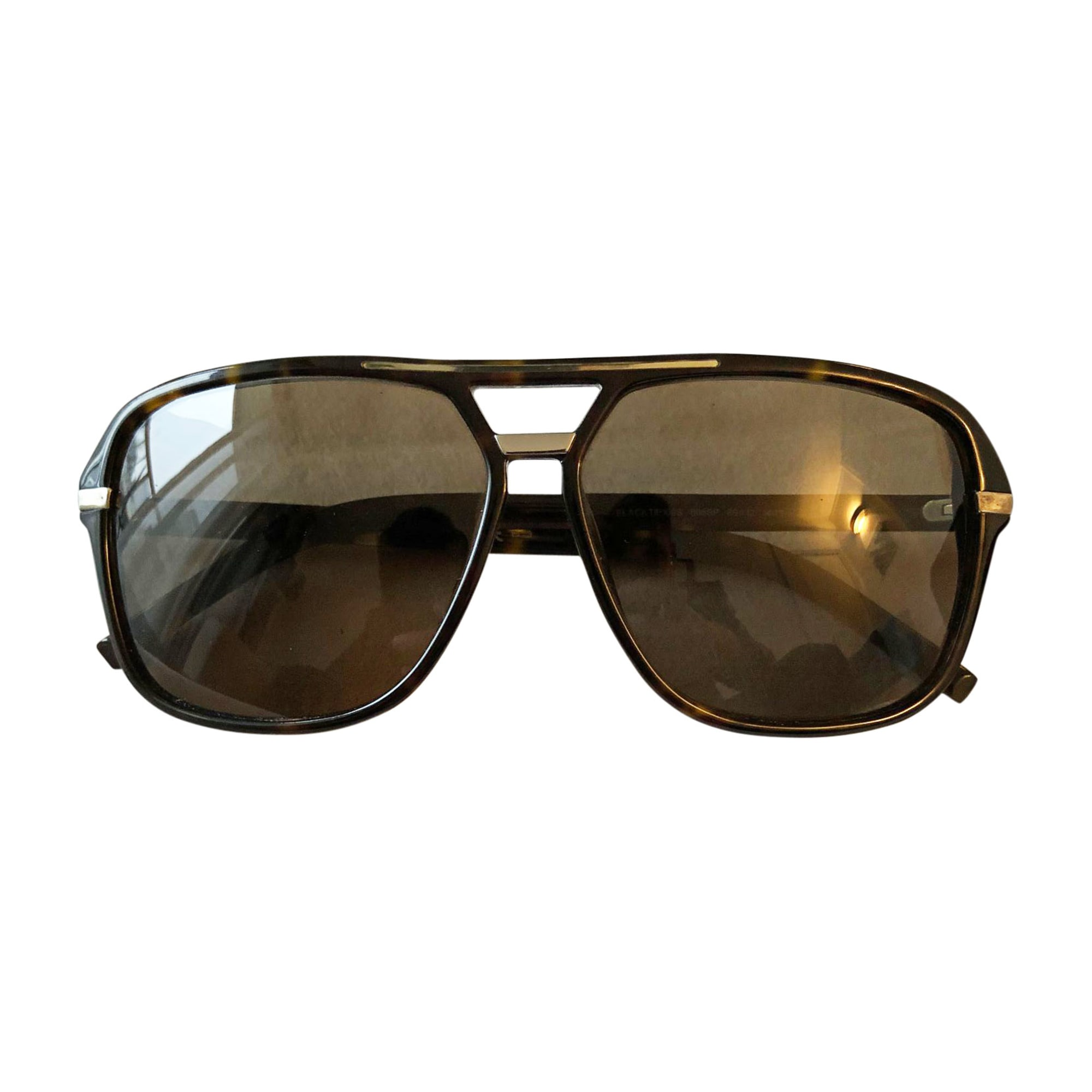 Sunglasses DIOR HOMME Black