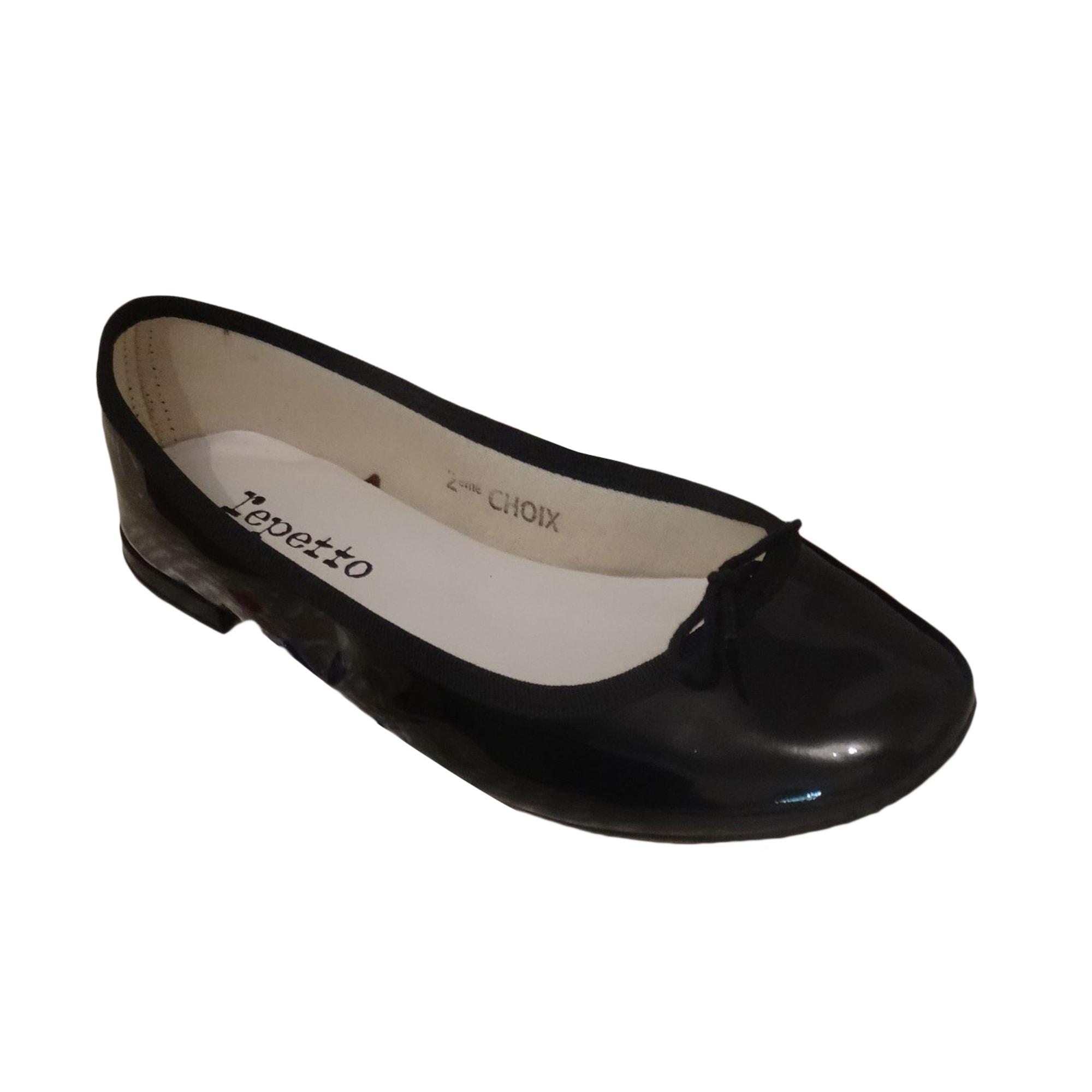Ballet Flats REPETTO Black