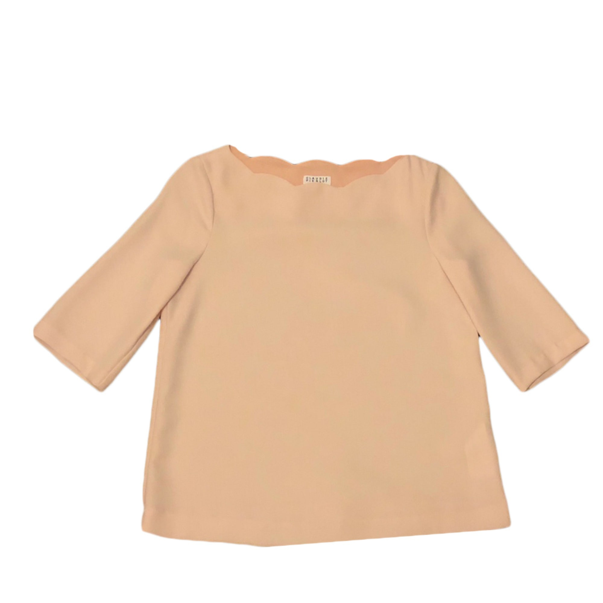 Blouse CLAUDIE PIERLOT Pink, fuchsia, light pink